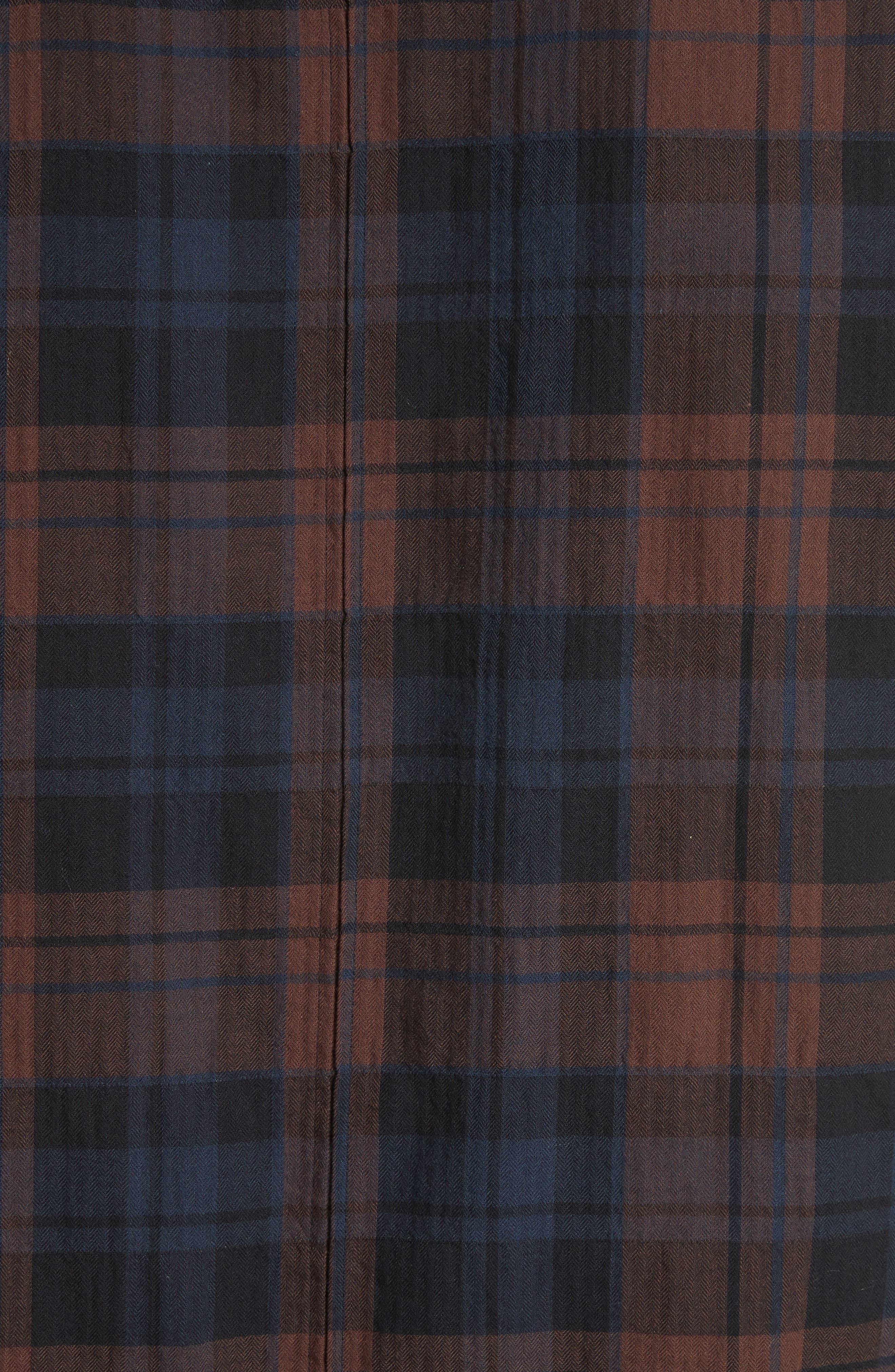 Alternate Image 5  - rag & bone Fit 3 Base Flannel Shirt