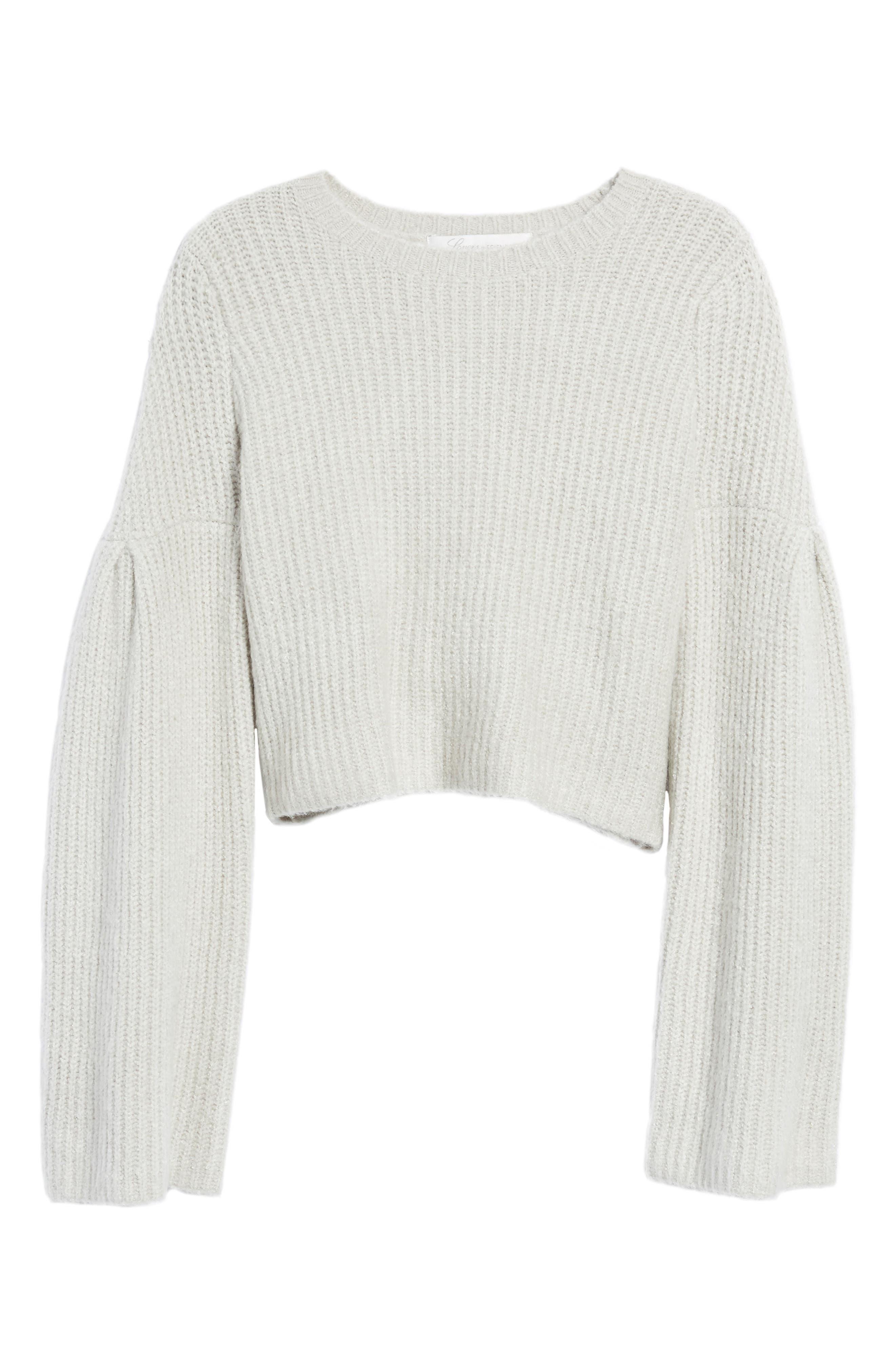 Alternate Image 6  - Lovers + Friends Maxine Sweater