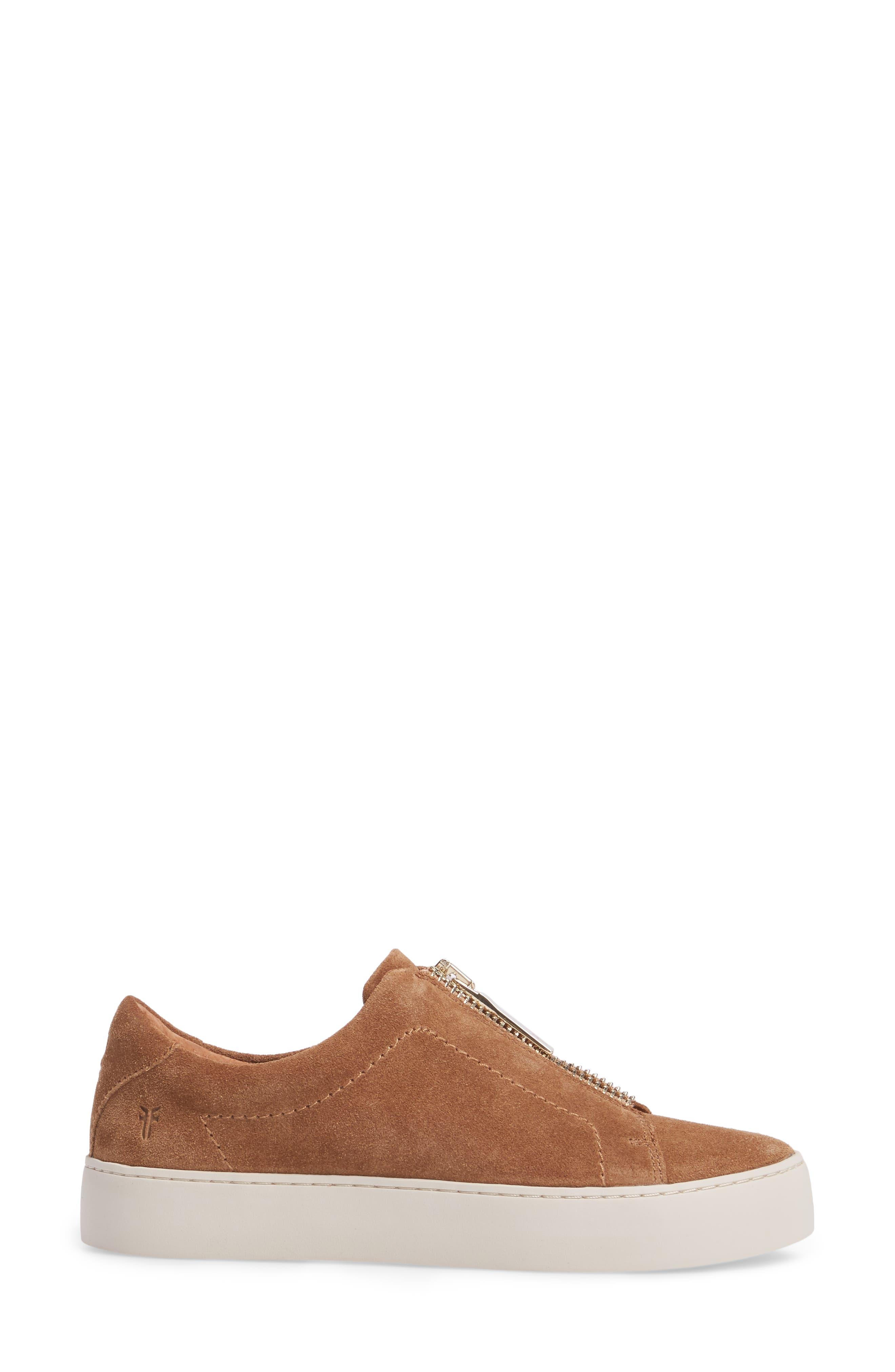 Alternate Image 3  - Frye Lena Zip Platform Sneaker (Women)