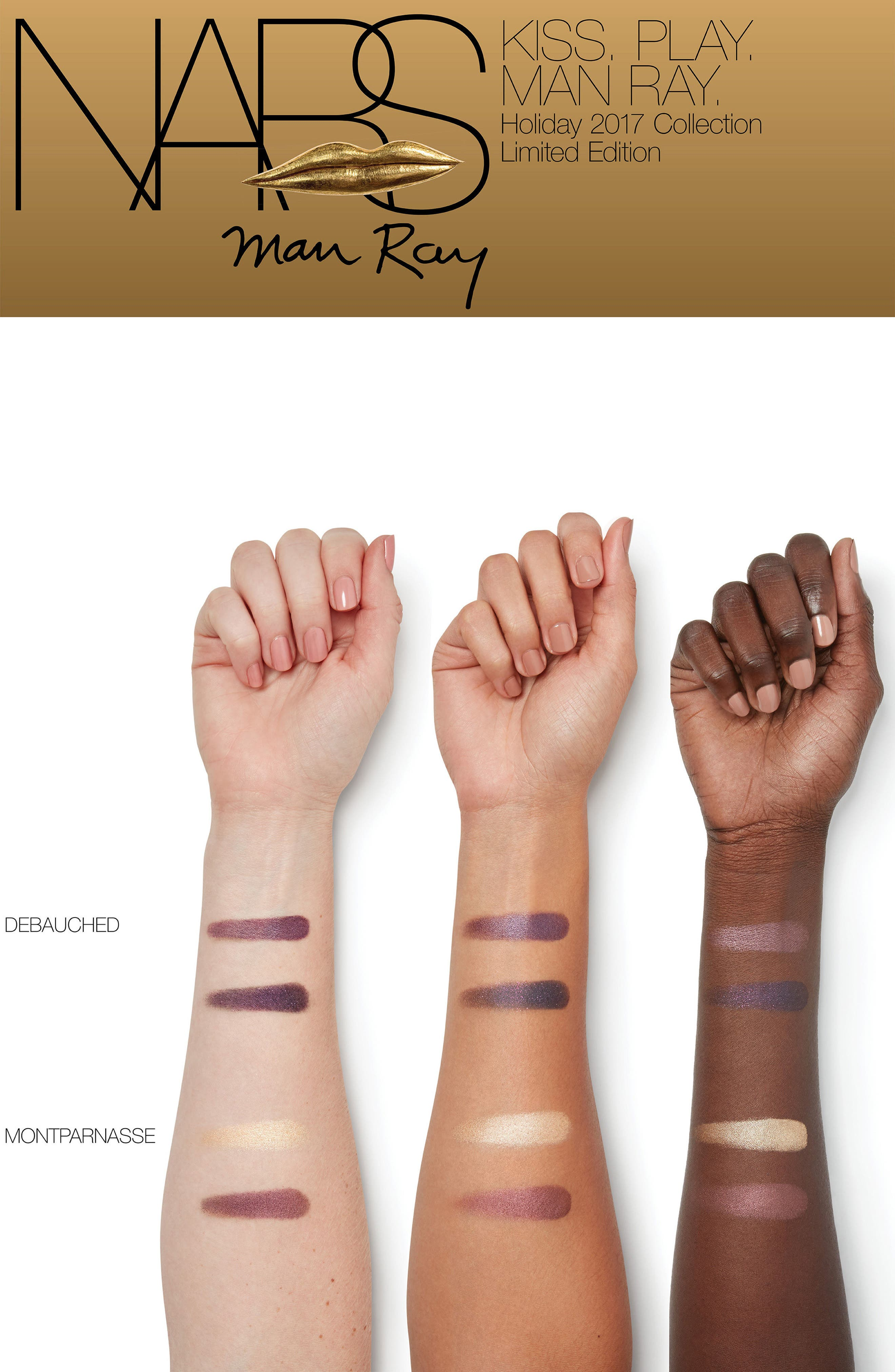 Alternate Image 2  - NARS Man Ray Eyeshadow Duo (Limited Edition)