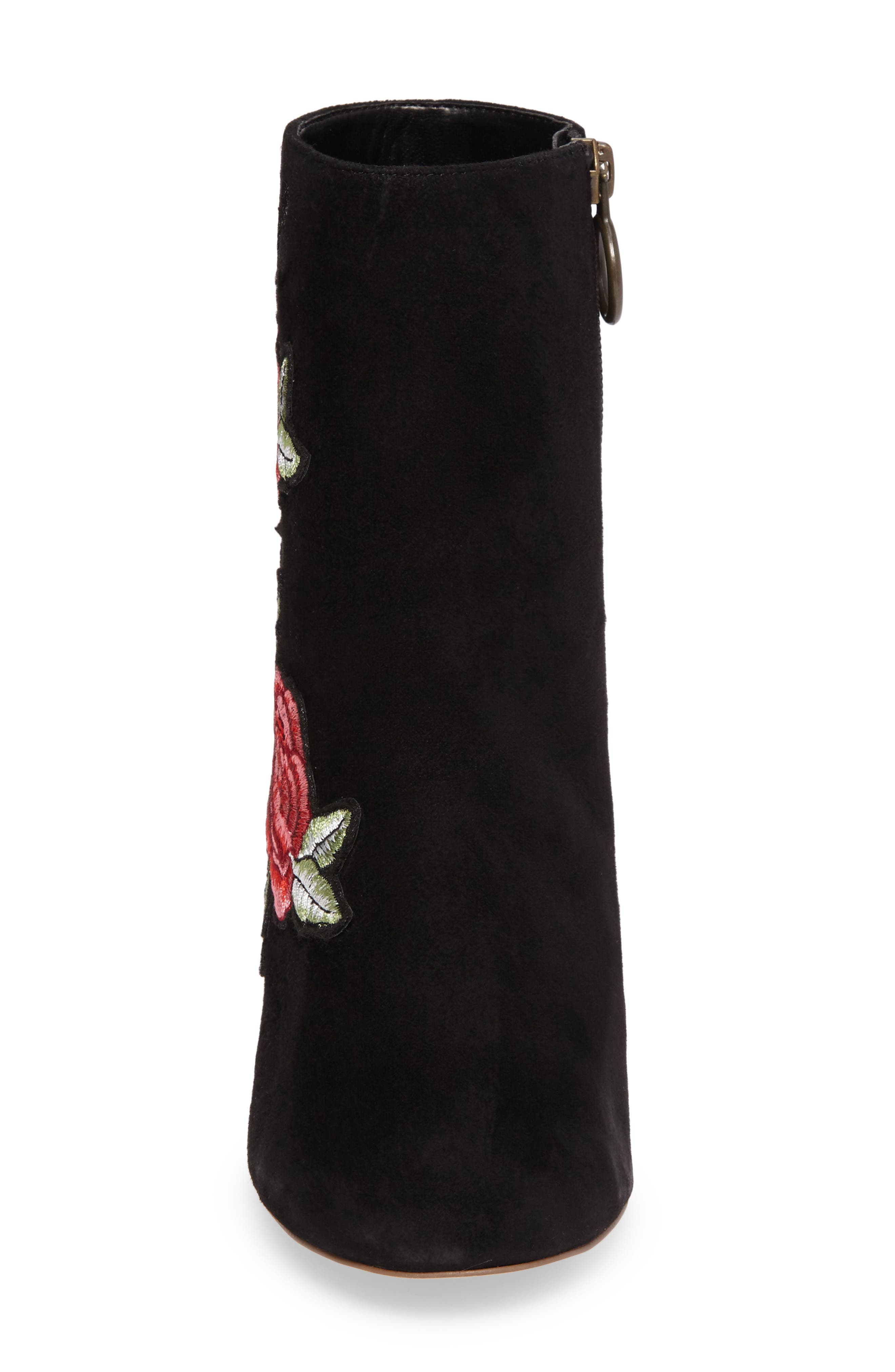 Alternate Image 4  - Sole Society Mulholland Embroidered Boot (Women)