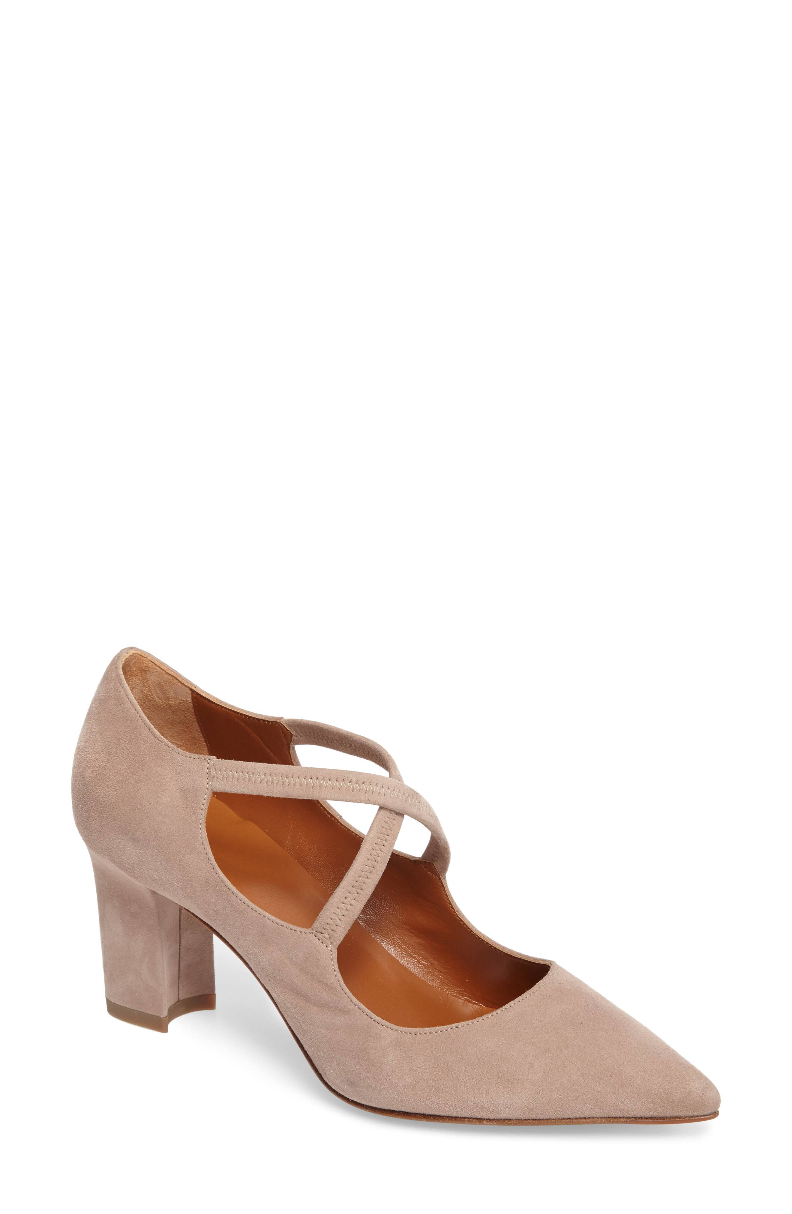 Alternate Image 1 Selected - Aquatalia Madeline Weatherproof Pump (Women)