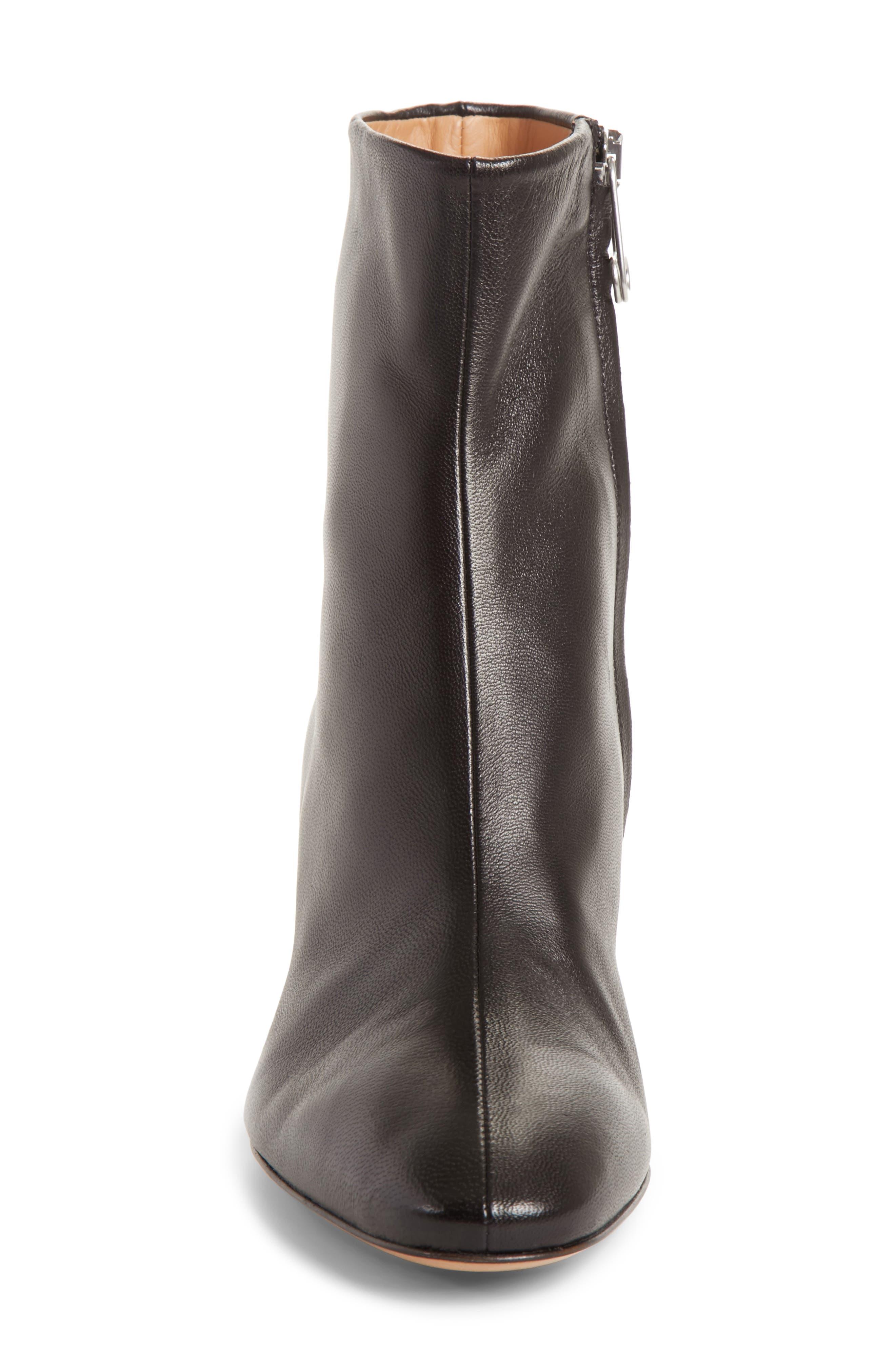 Alternate Image 4  - Maison Margiela Flare Heel Ankle Boot (Women)