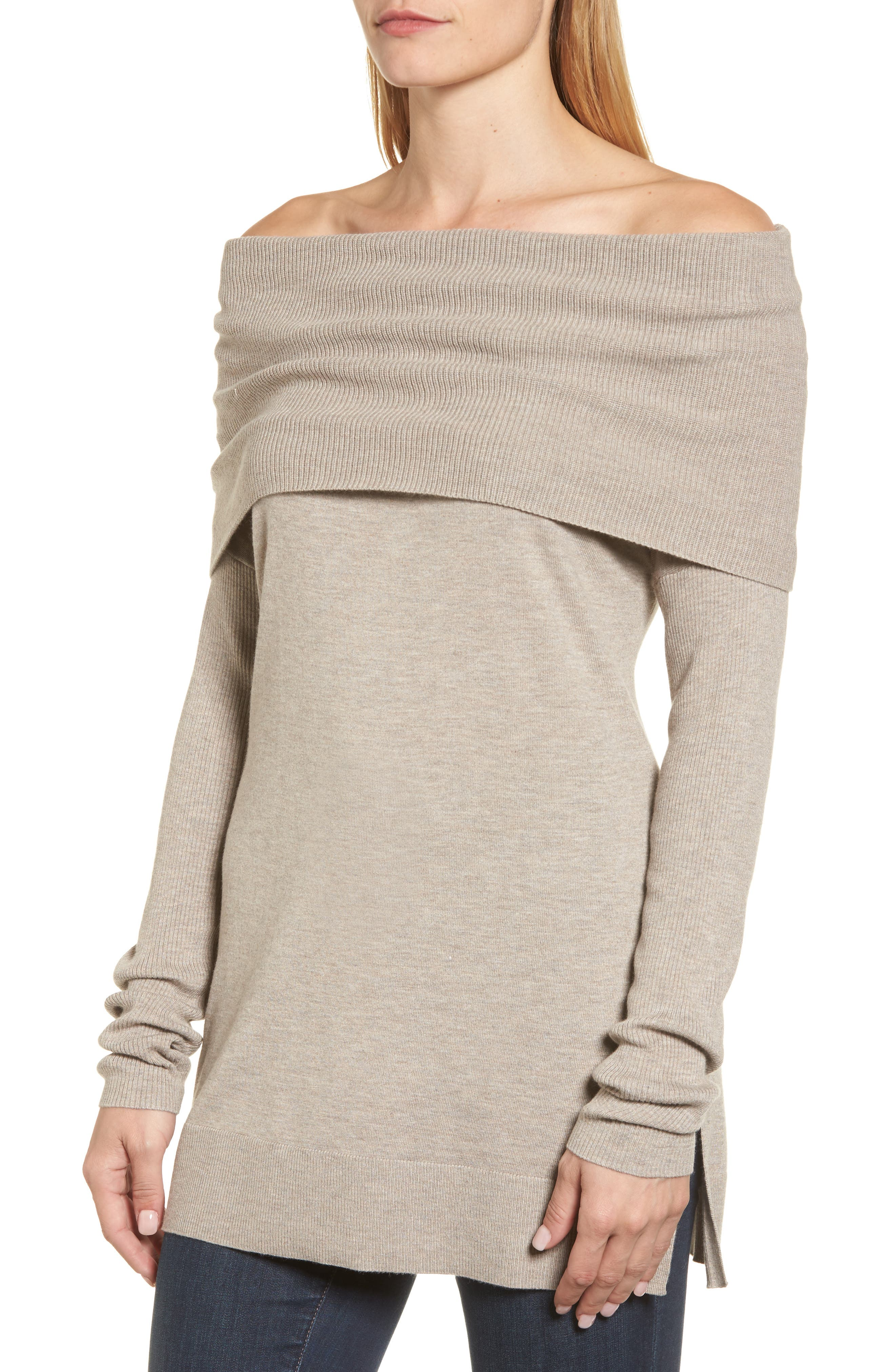 Womens Grey Sweaters Nordstrom