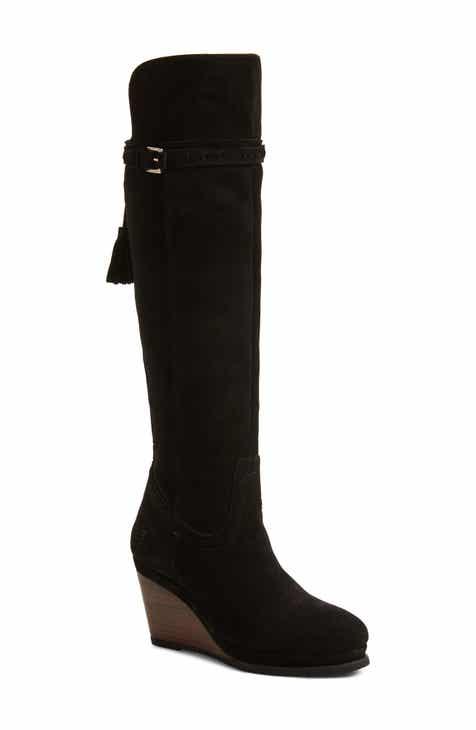 34290c9f1231 Women s Wedge Comfort Boots