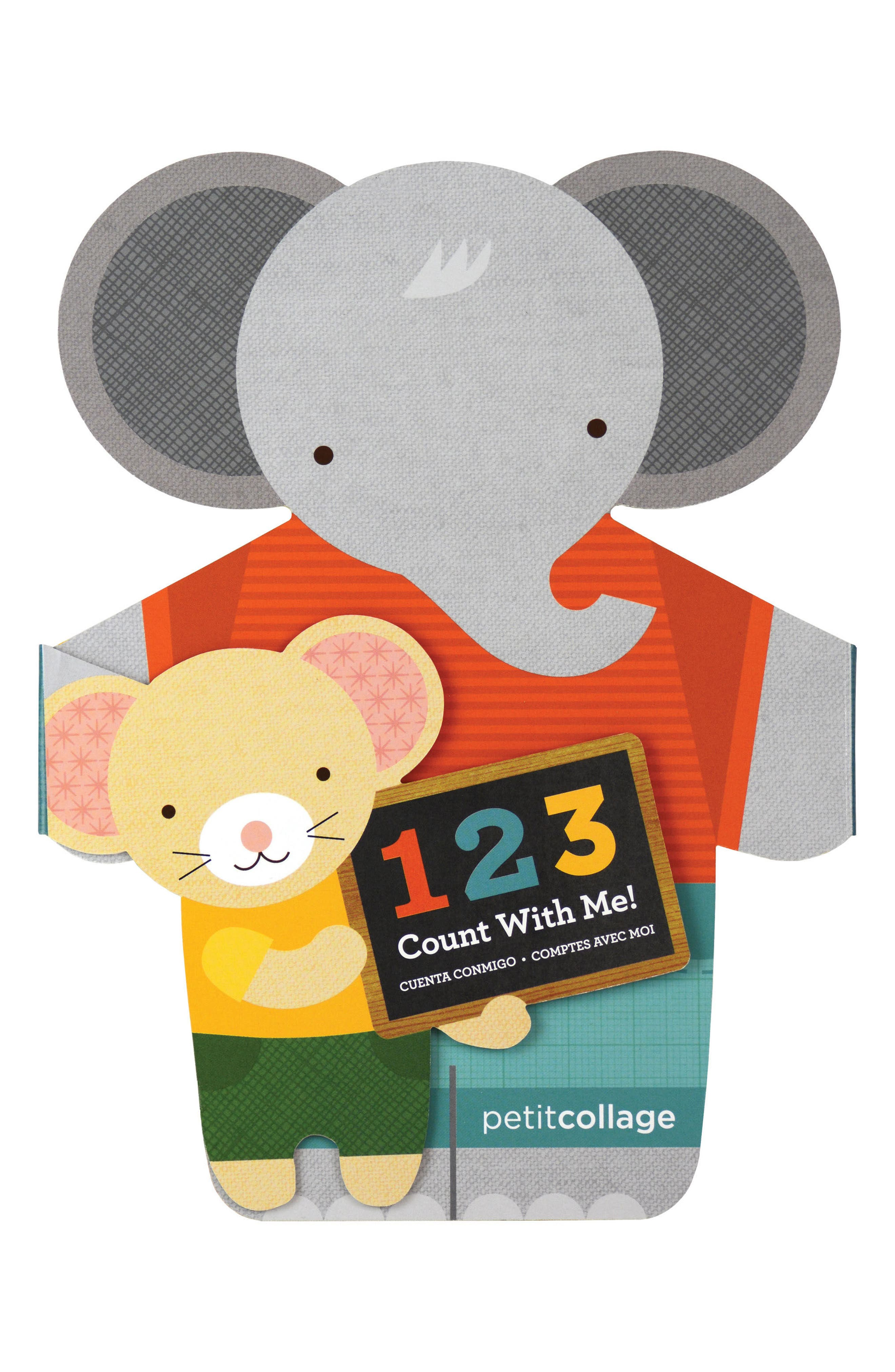 '1-2-3 Count With Me!' Board Book