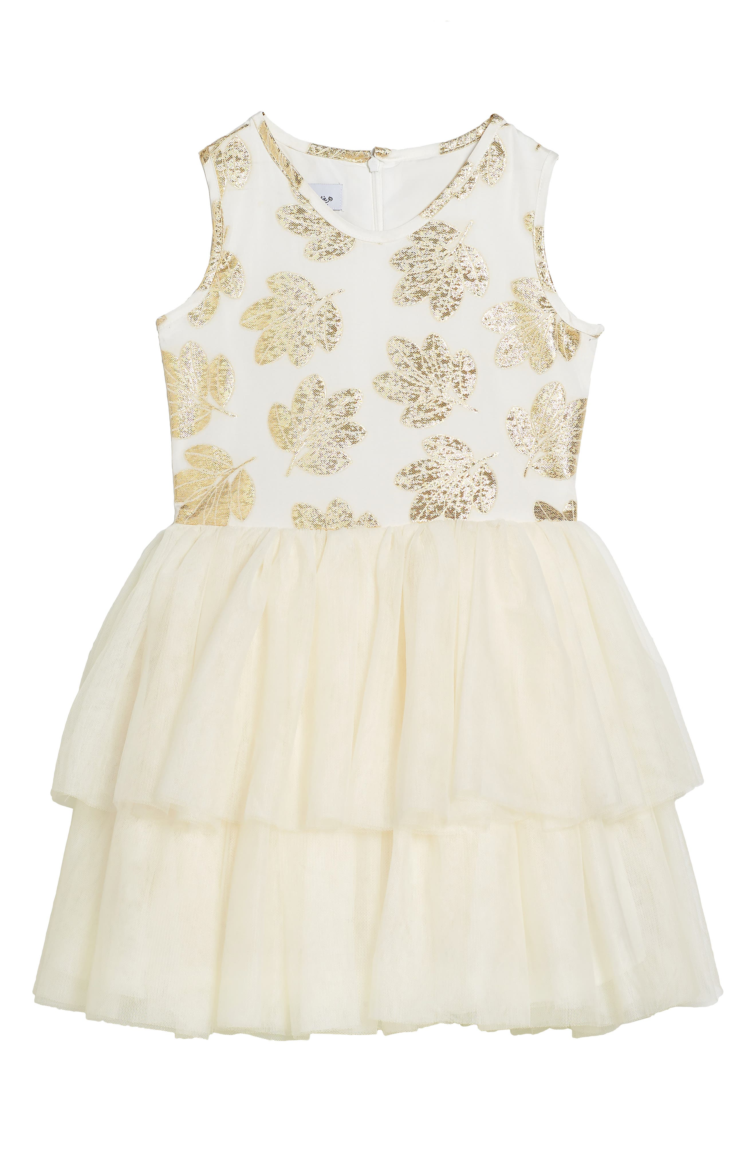 Pippa & Julie Tulle Dress (Toddler Girls, Little Girls & Big Girls)