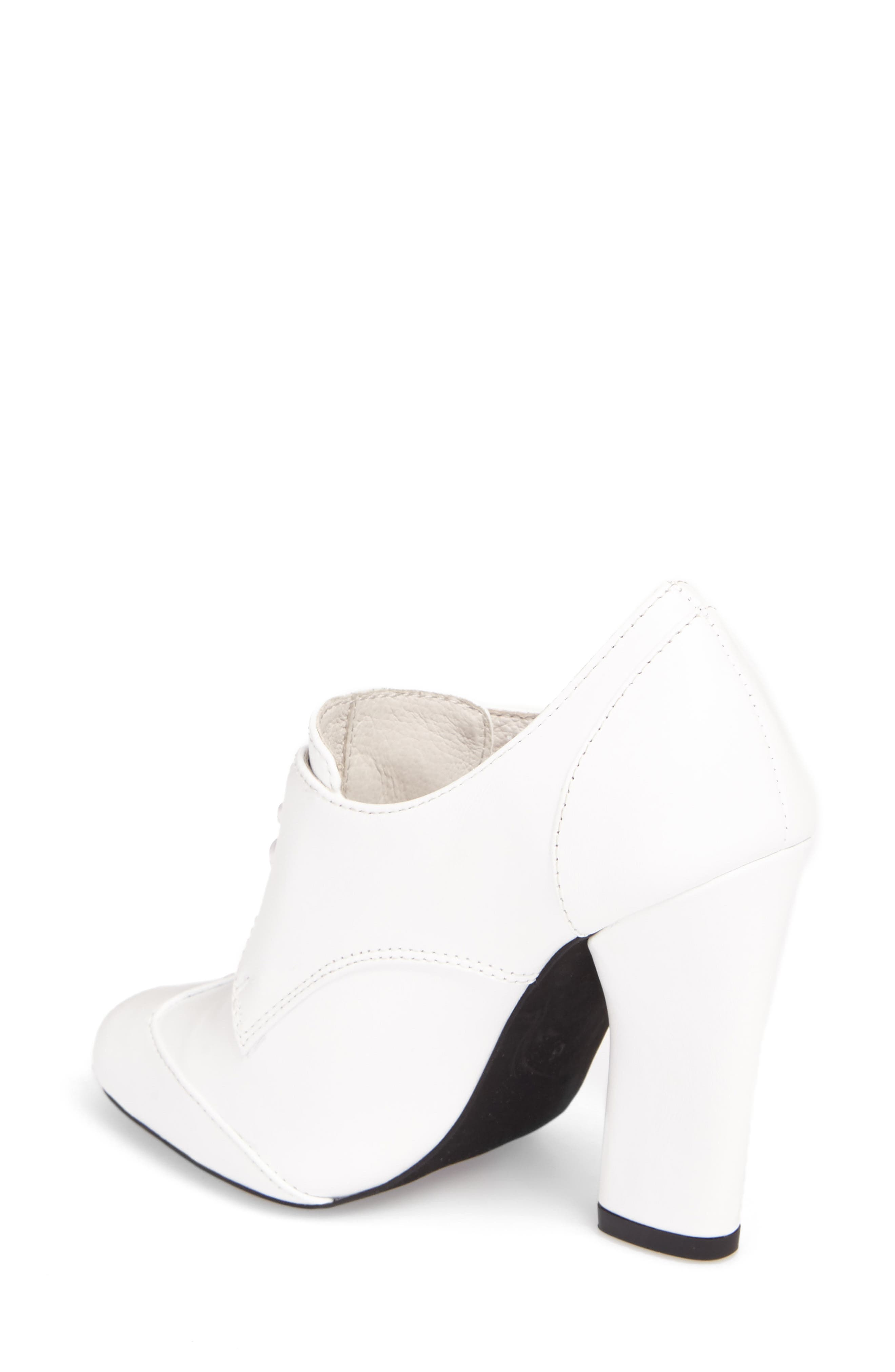 Alternate Image 2  - Jeffrey Campbell Whitley Oxford Pump