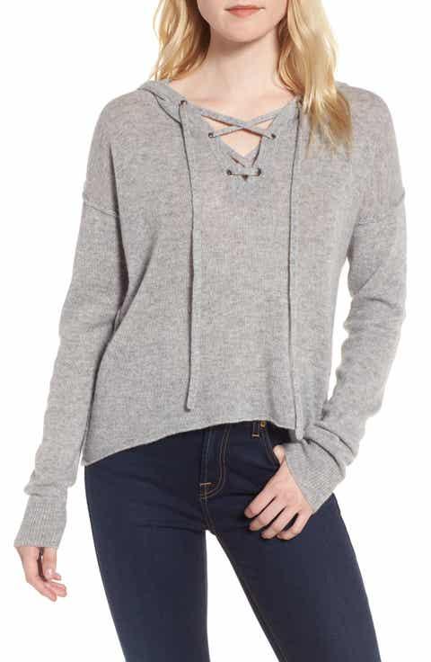 Rails Dakota Cashmere Hooded Sweater