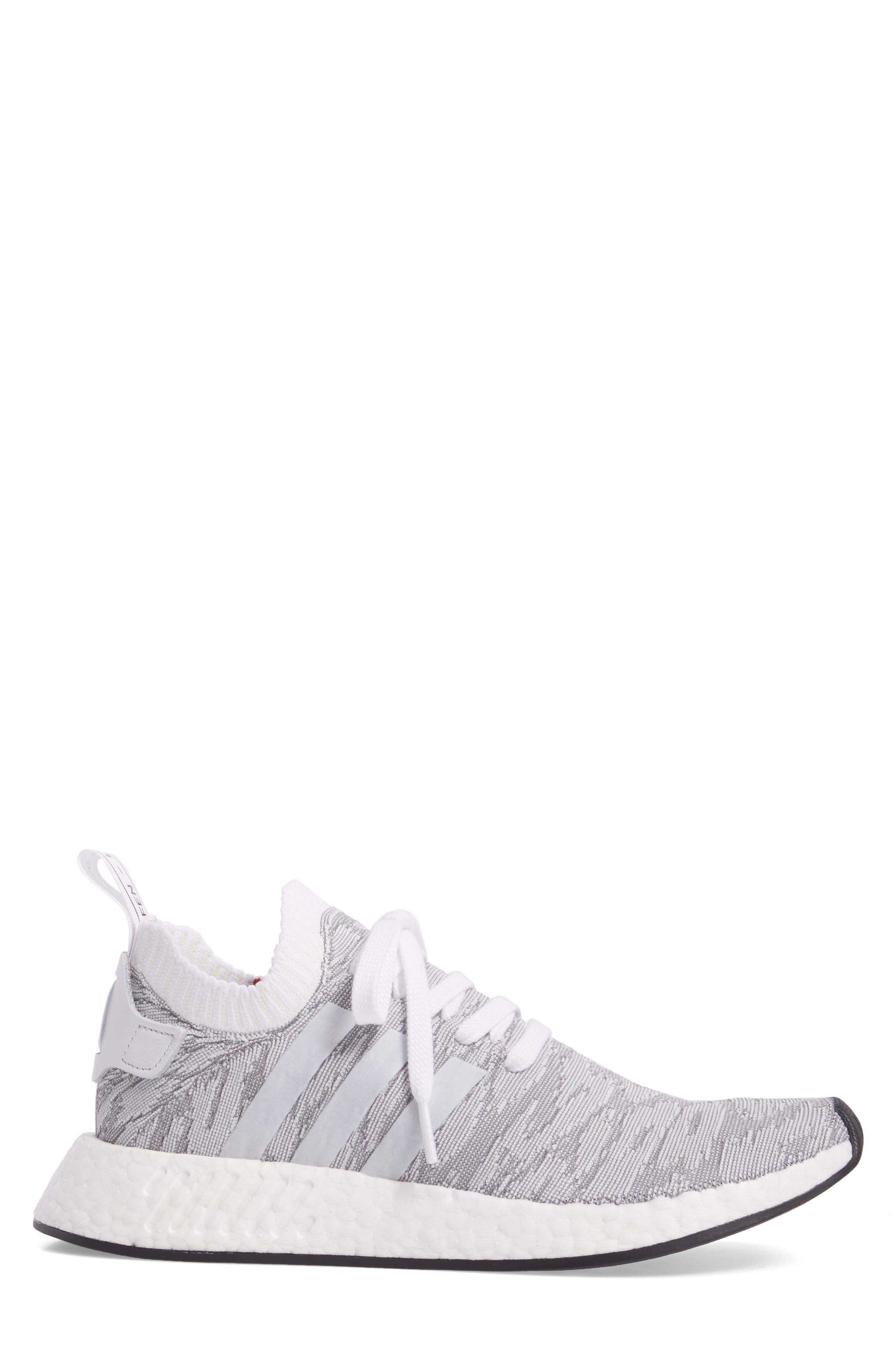 Alternate Image 3  - adidas NMD R2 Primeknit Running Shoe (Men)