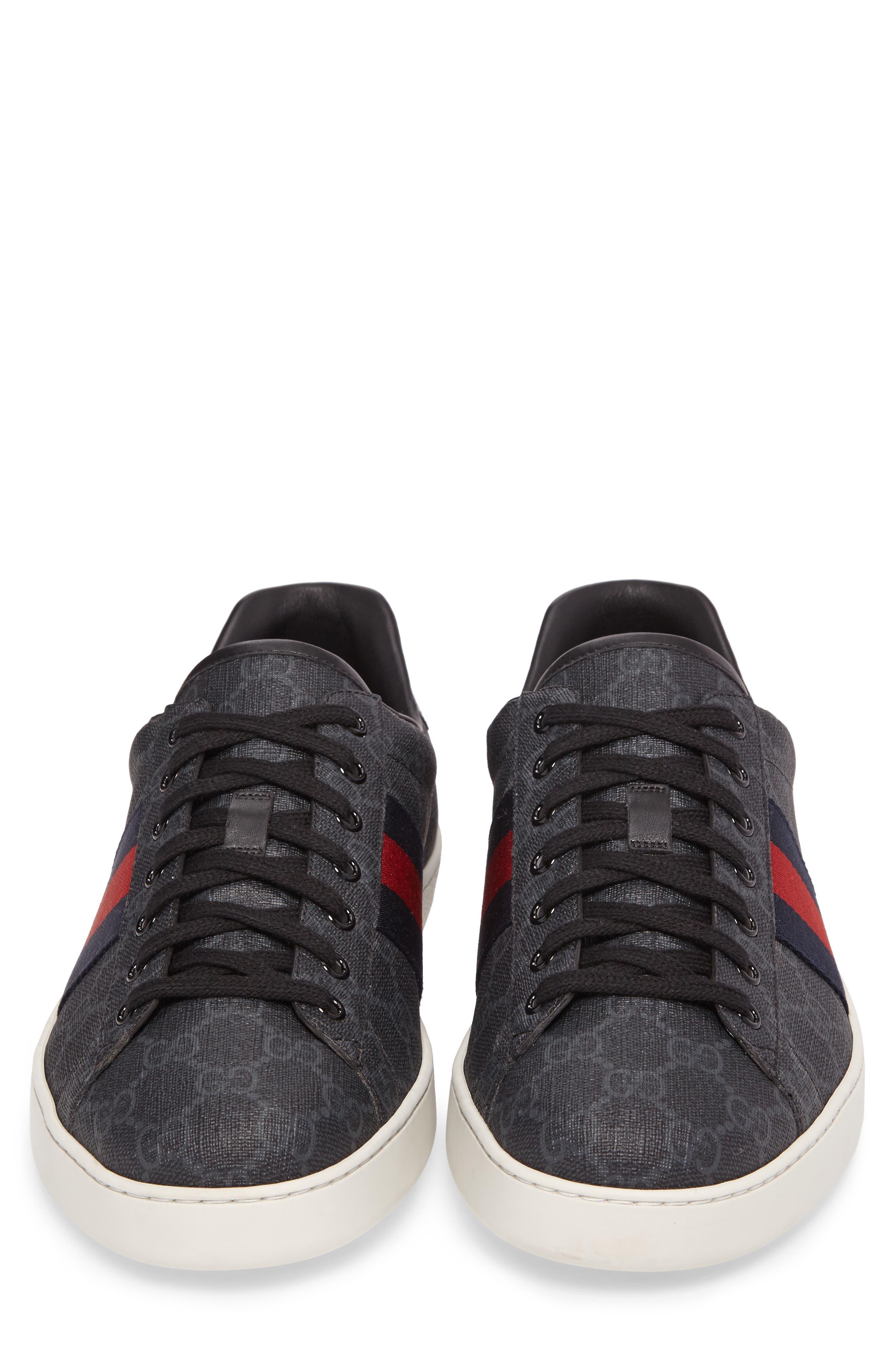 Alternate Image 4  - Gucci 'New Ace' Sneaker (Men)