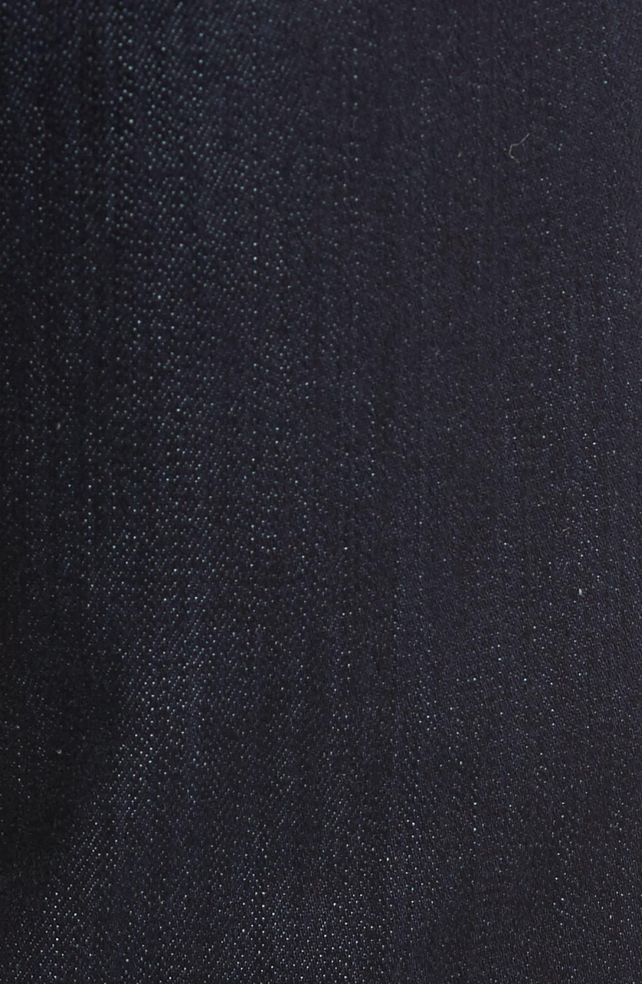Slim Fit Jeans,                             Alternate thumbnail 5, color,                             Galaxy Rinse