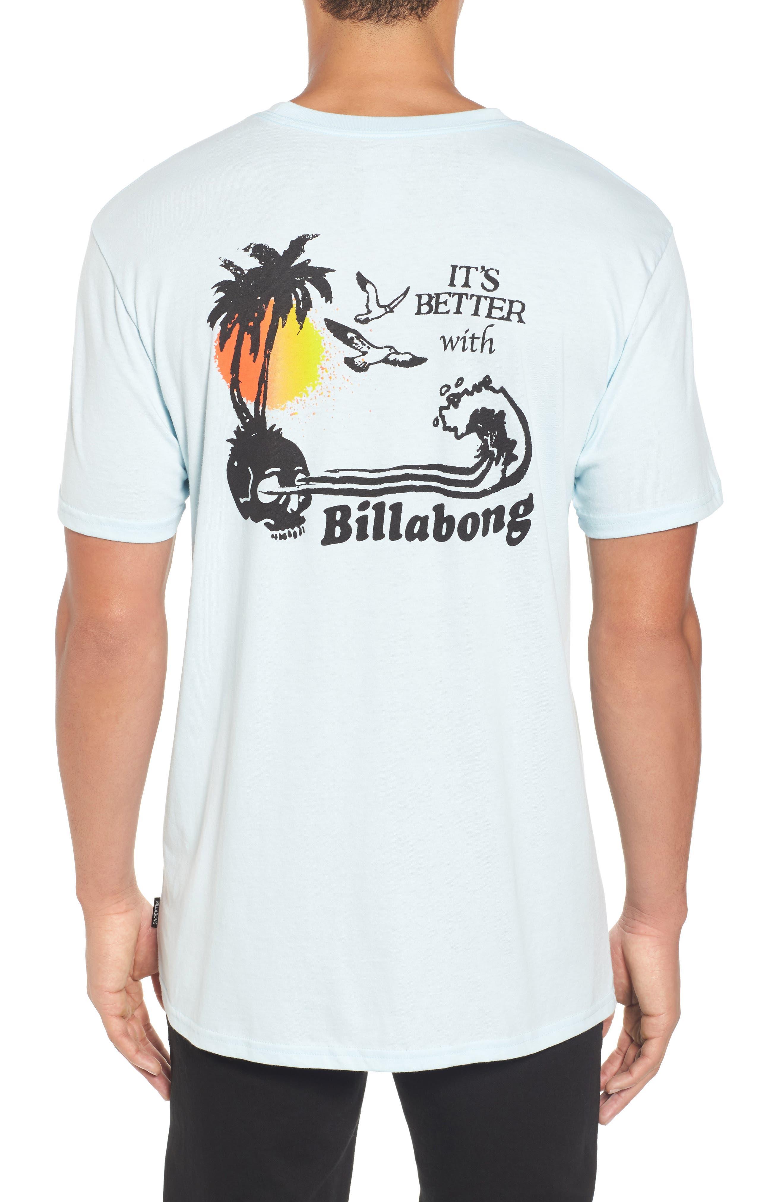 Better T-Shirt,                             Alternate thumbnail 2, color,                             Coastal Blue