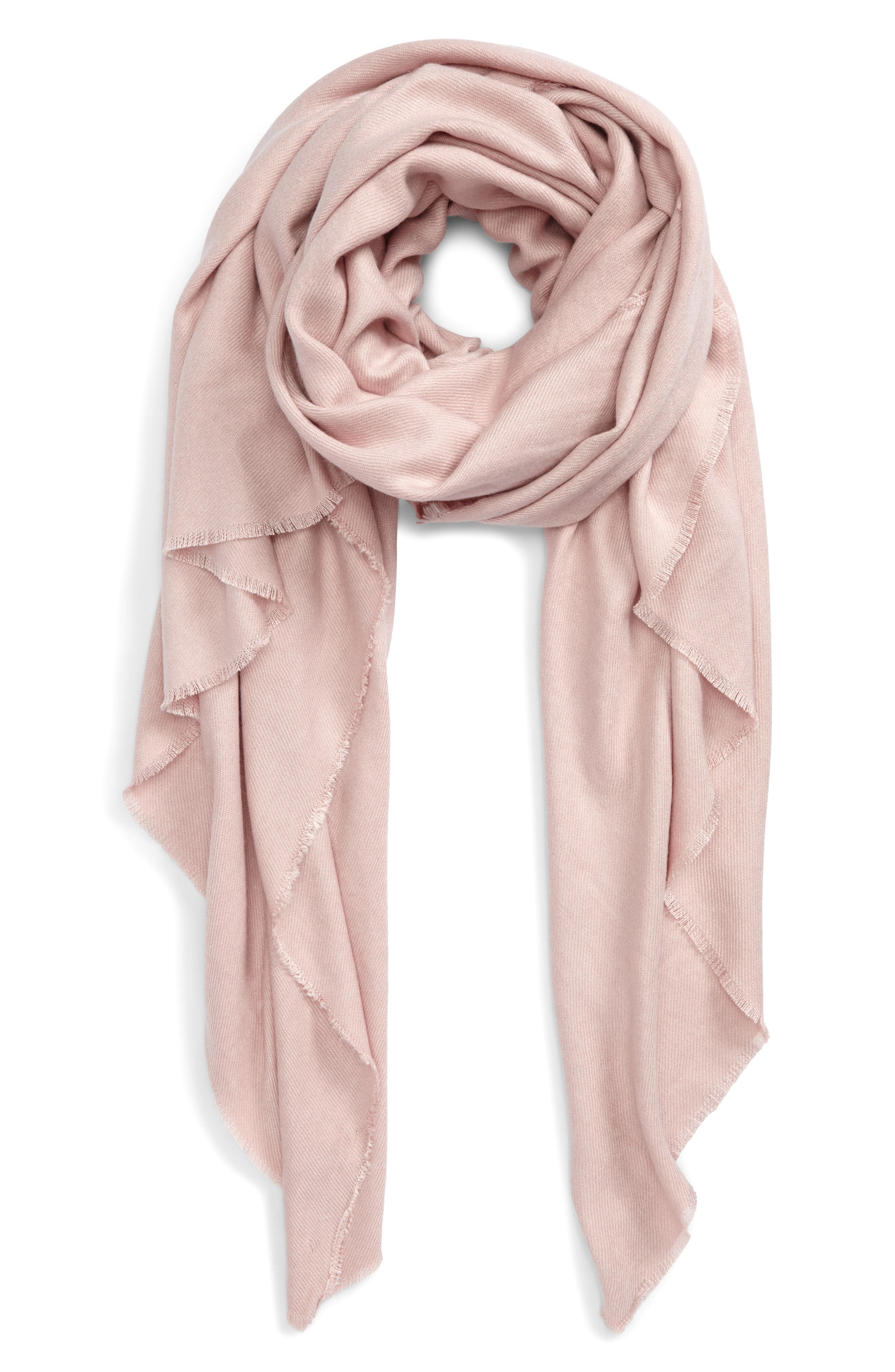 BP. Solid Oblong Scarf
