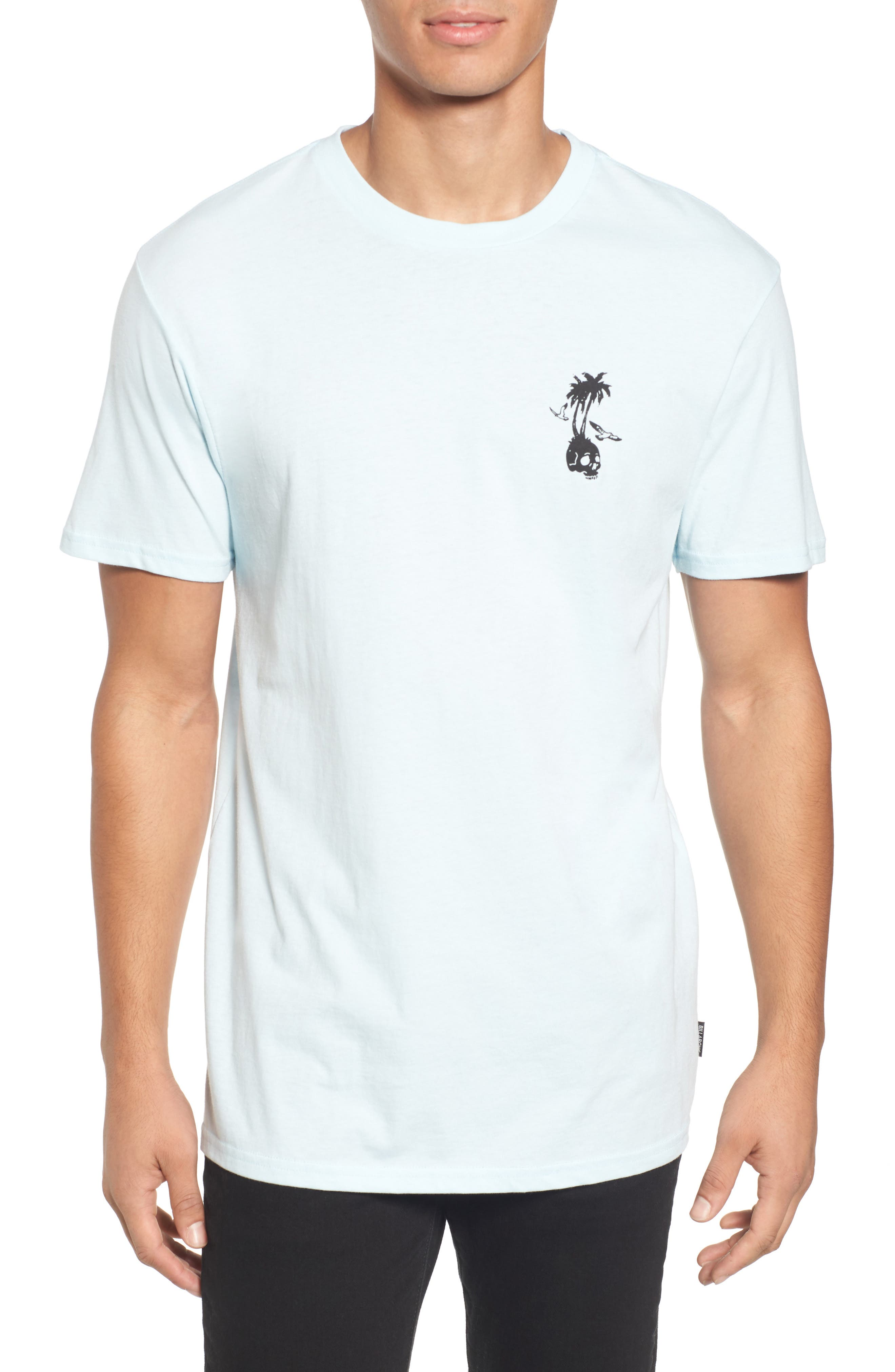 Better T-Shirt,                         Main,                         color, Coastal Blue