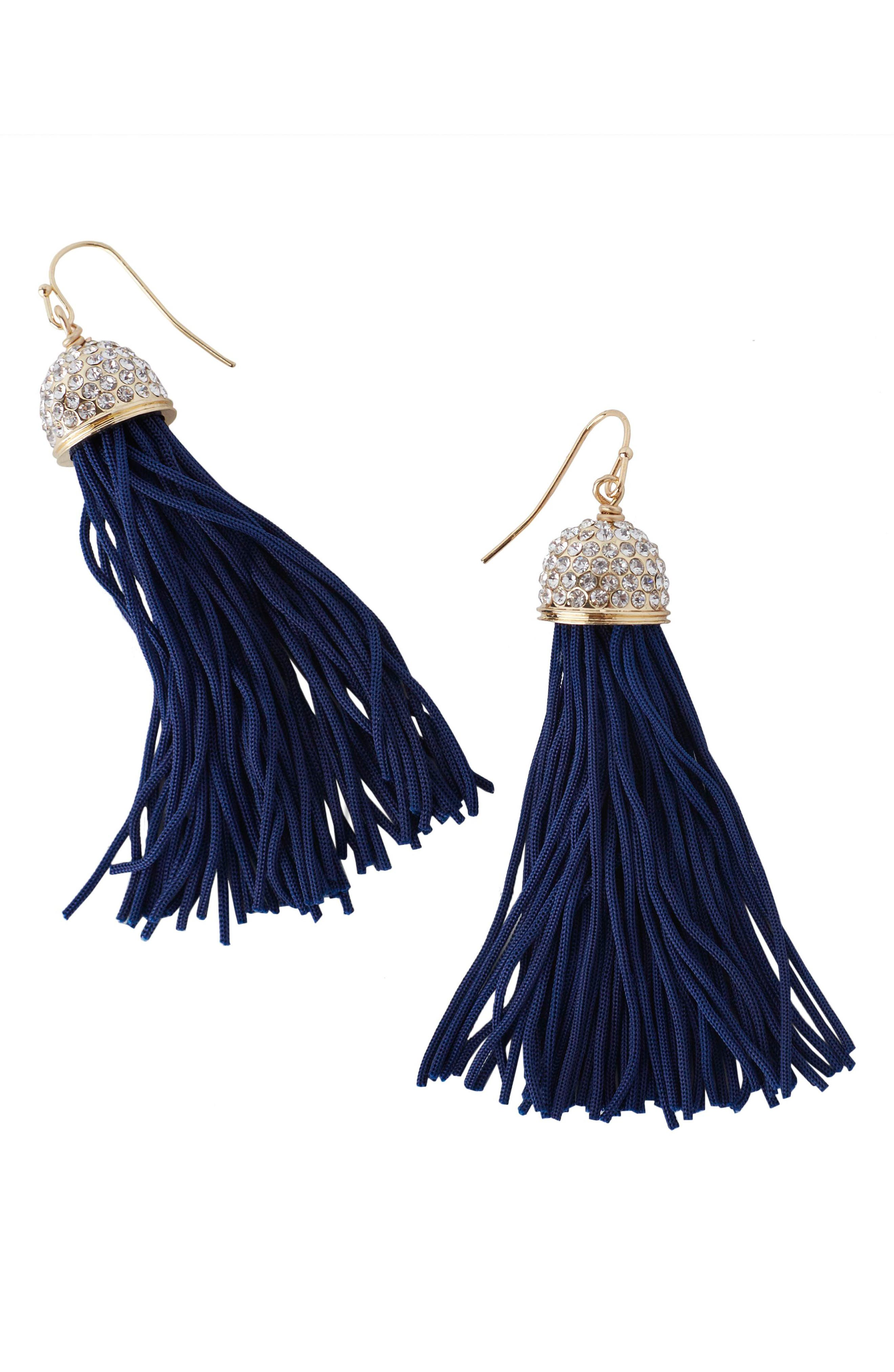 Lilly Pulitzer® Tassel Drop Earrings