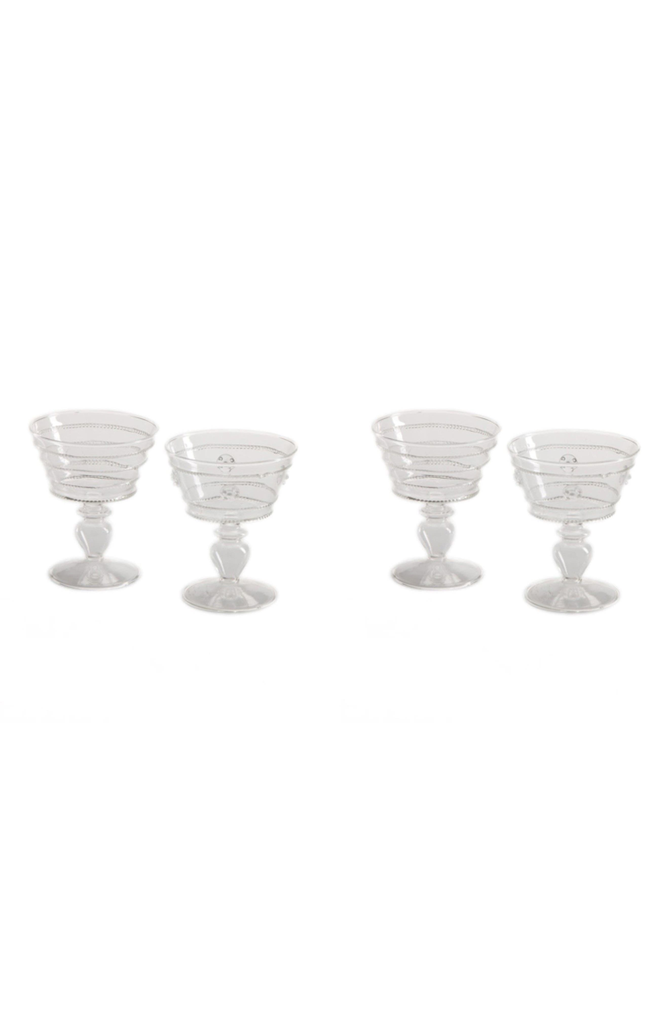 Main Image - Zodax Set of 4 Compote Bowls