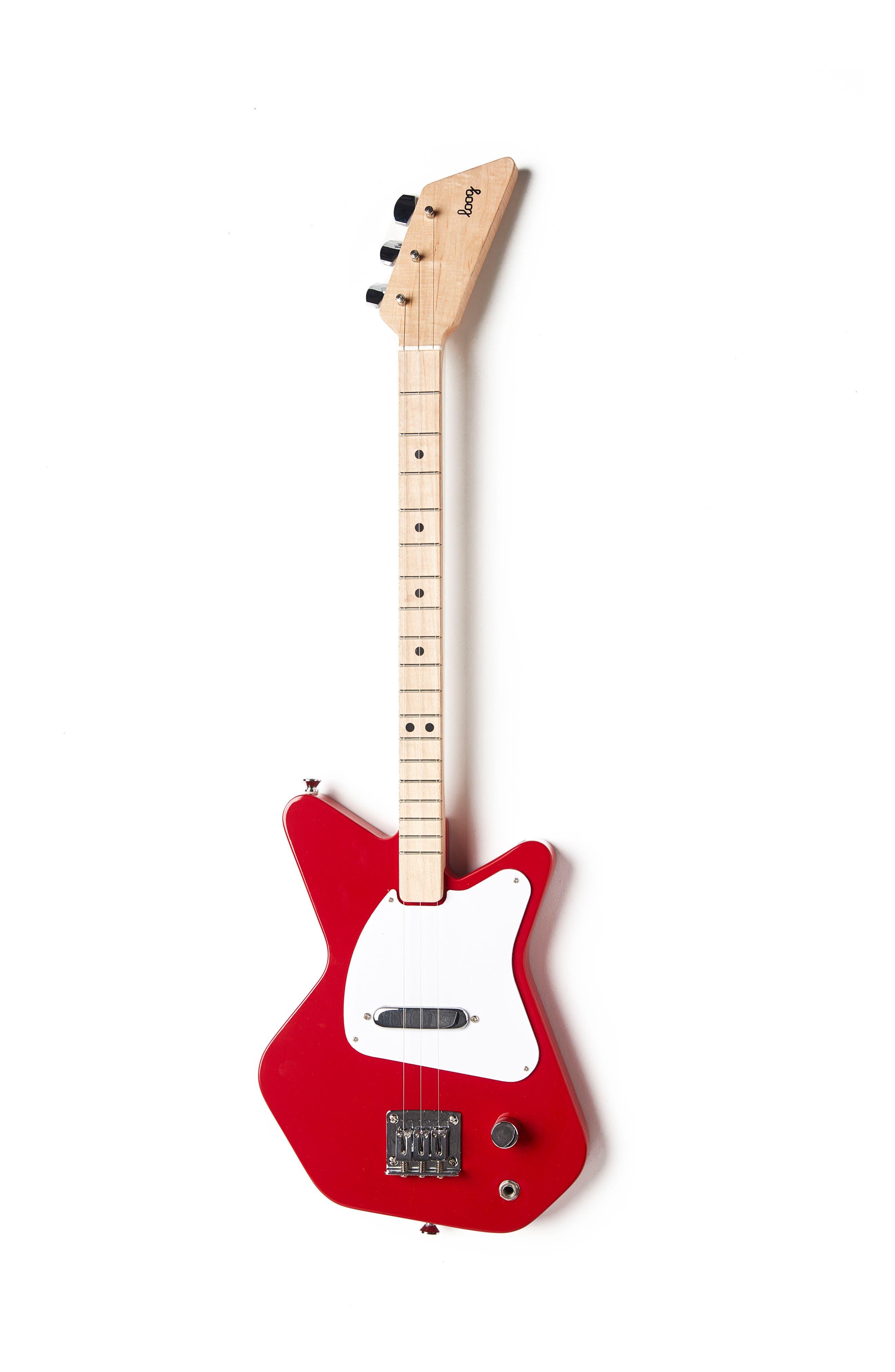 Loog Pro 3-String Electric Guitar