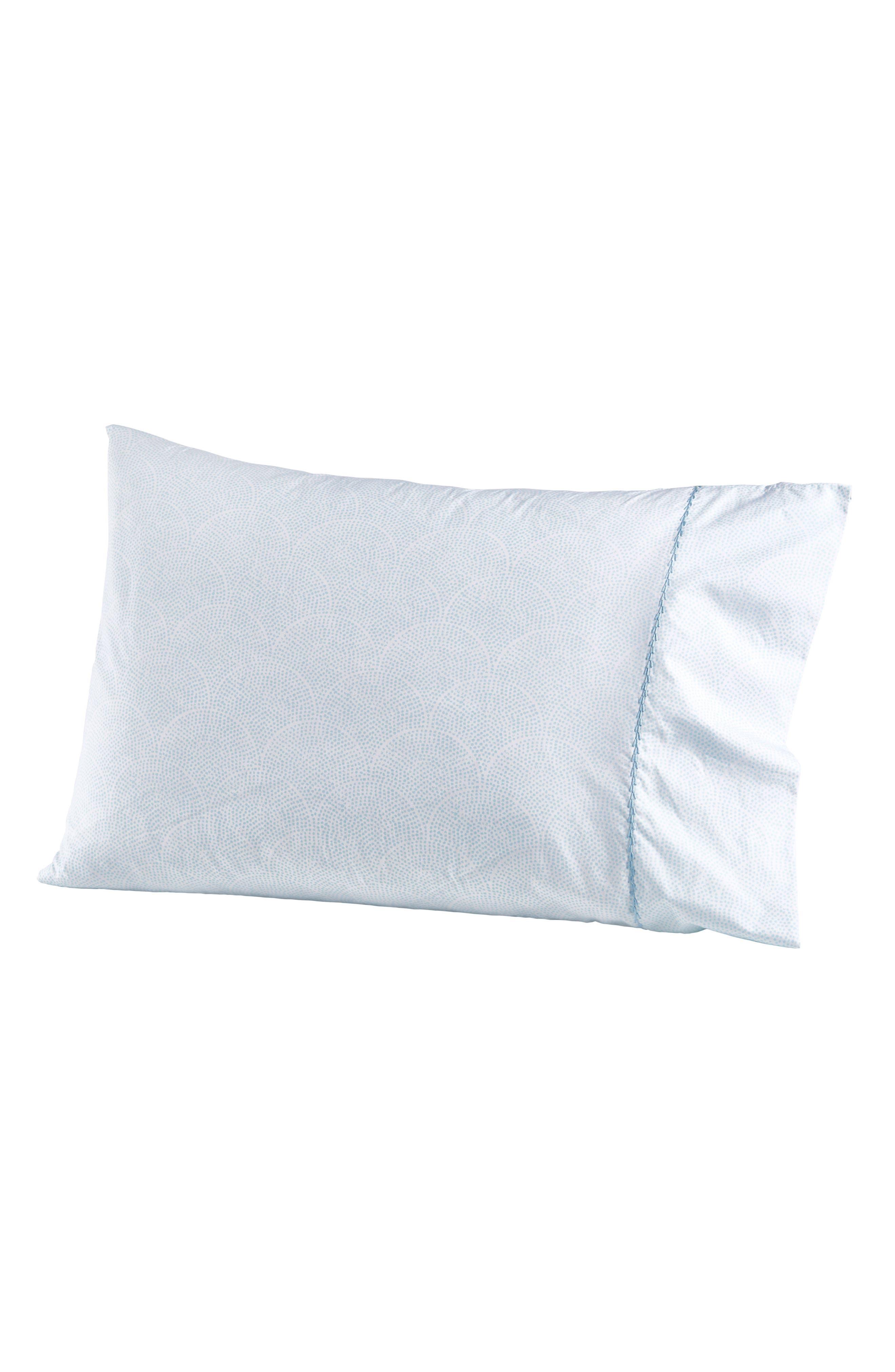 Vatula 400 Thread Count Pillowcases,                         Main,                         color, Seaglass