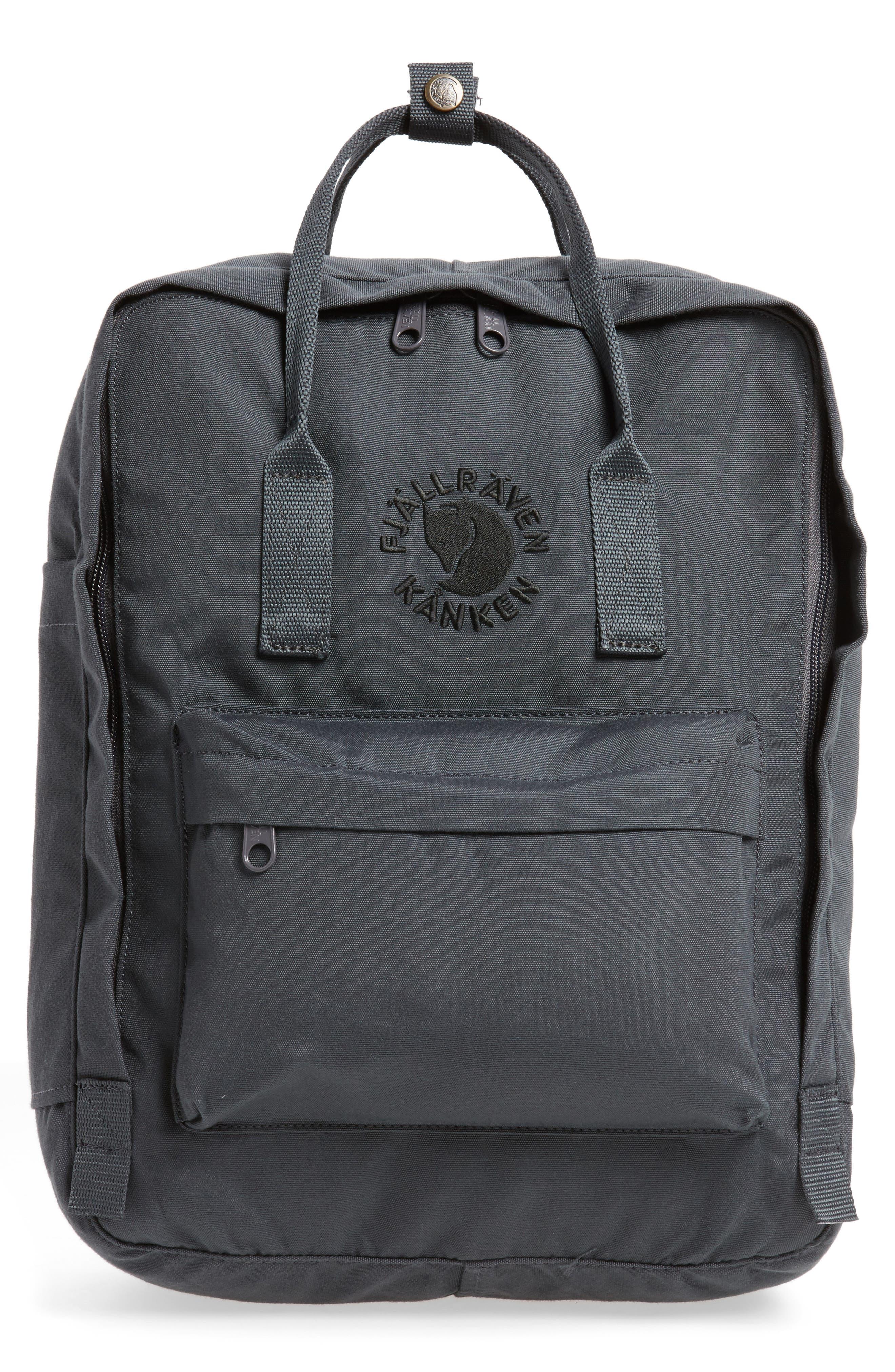 Main Image - Fjällräven Re-Kånken Water Resistant Backpack