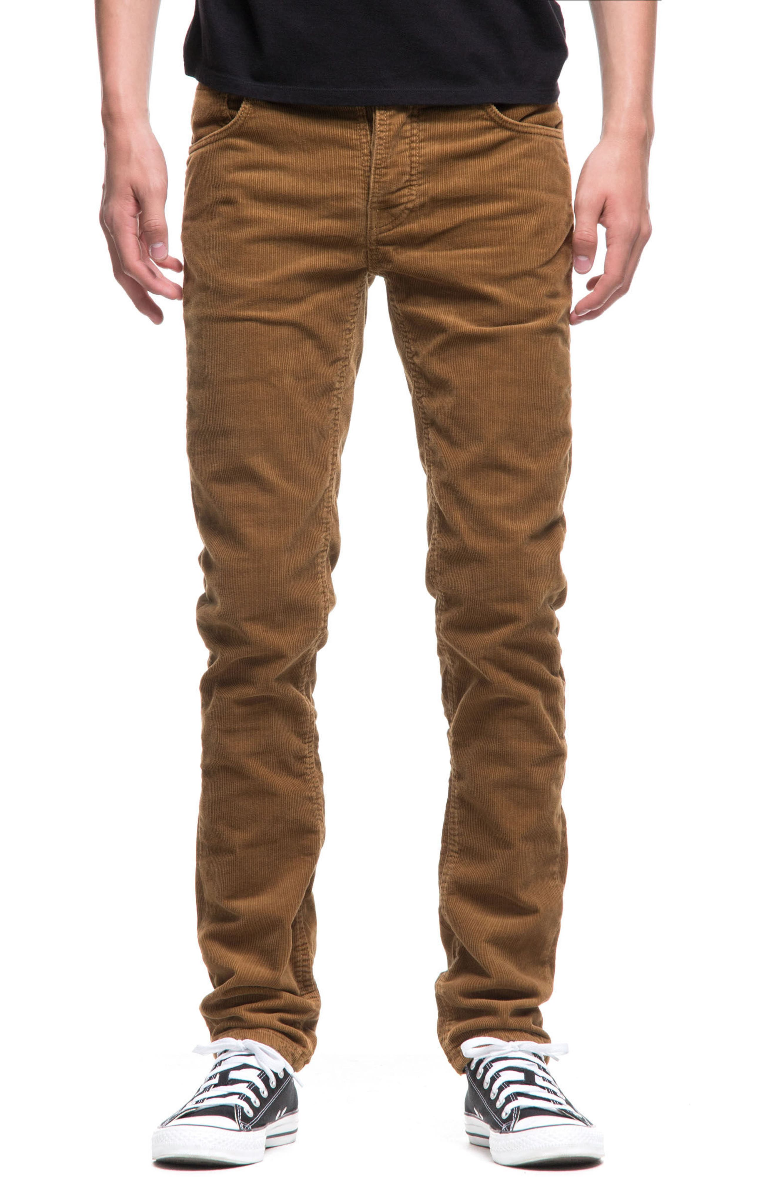 Main Image - Nudie Jeans Grim Tim Slim Fit Corduroy Pants