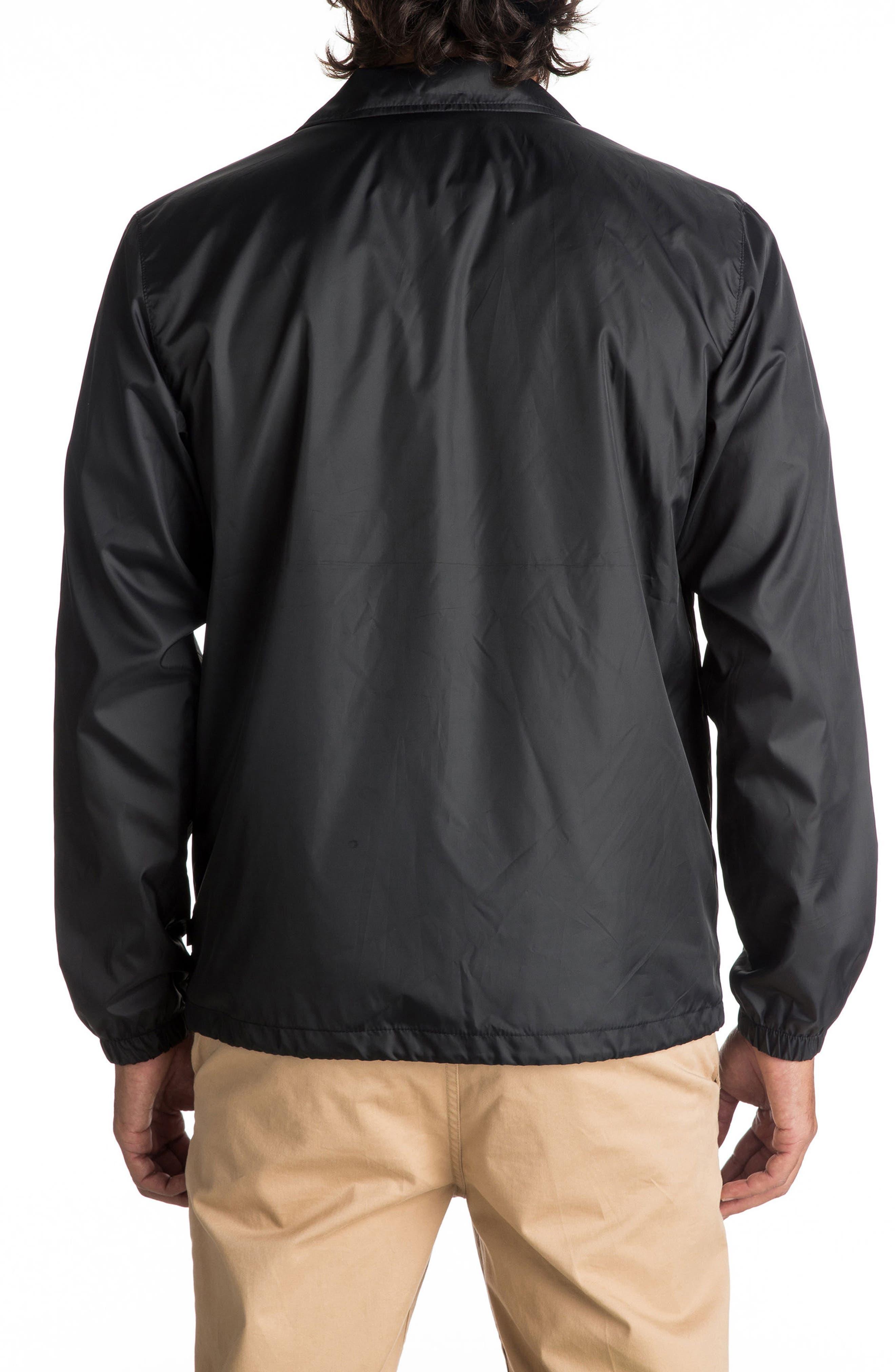 Alternate Image 2  - Quiksilver Surf Coach's Jacket