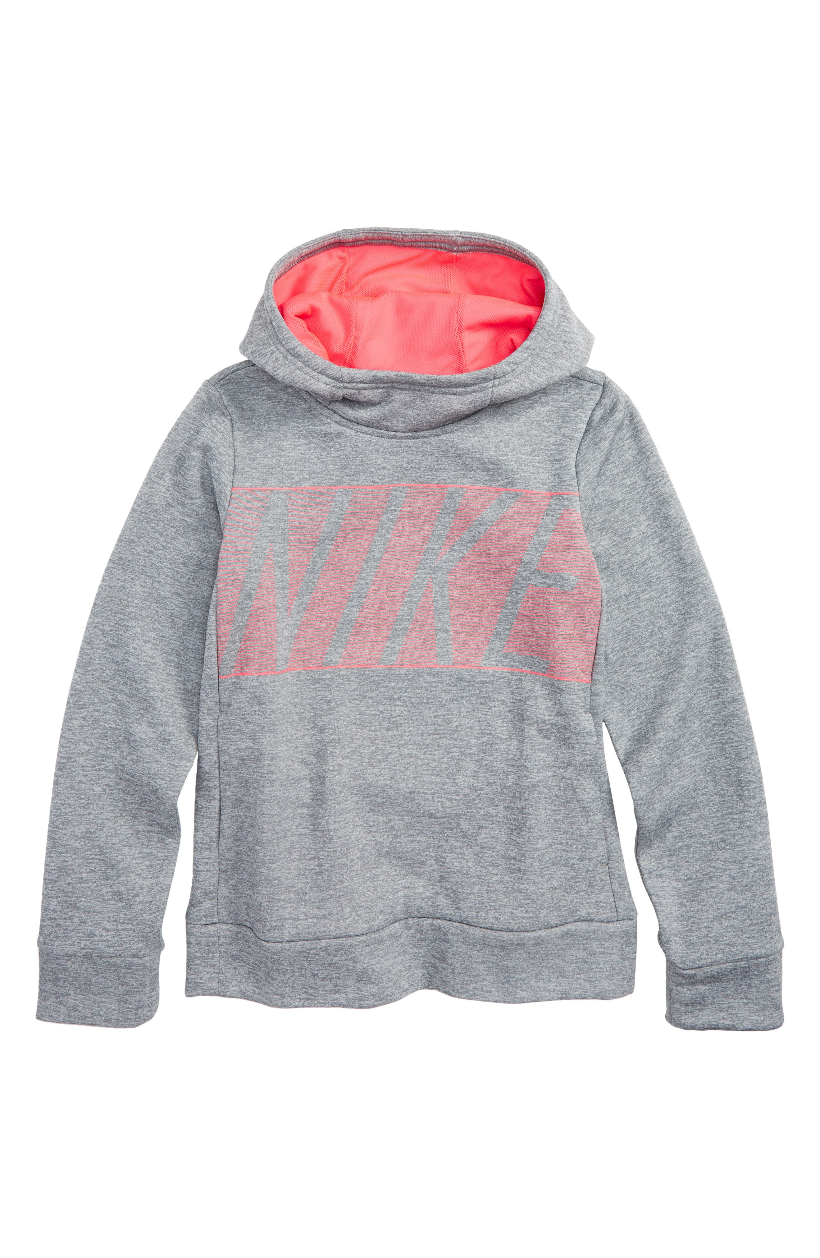 Nike Therma-Fit Hoodie (Big Girls)