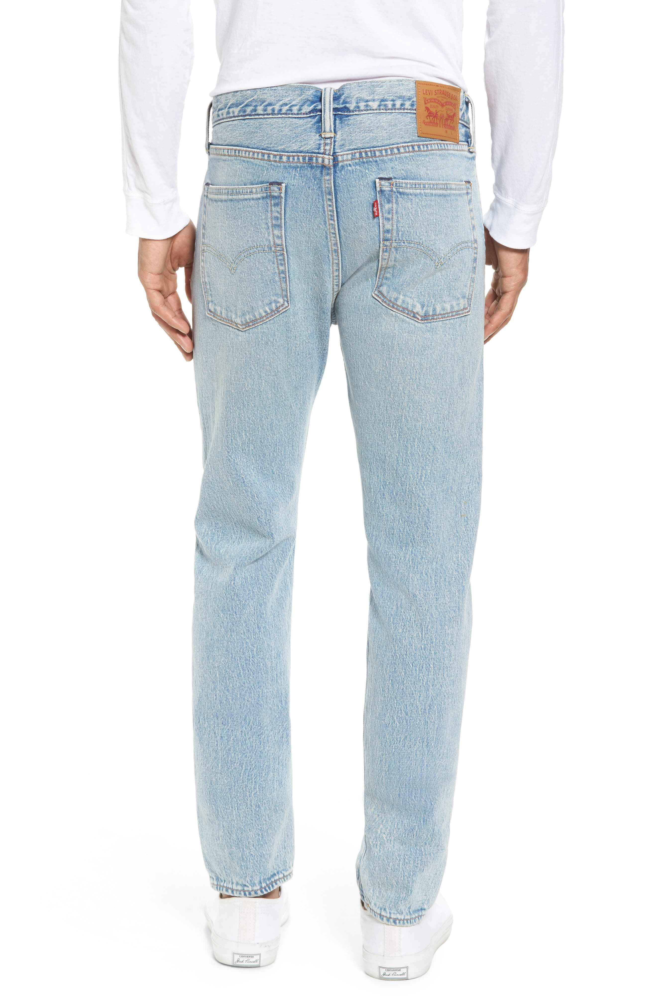 511<sup>™</sup> Slim Fit Jeans,                             Alternate thumbnail 2, color,                             Light Blue Joes