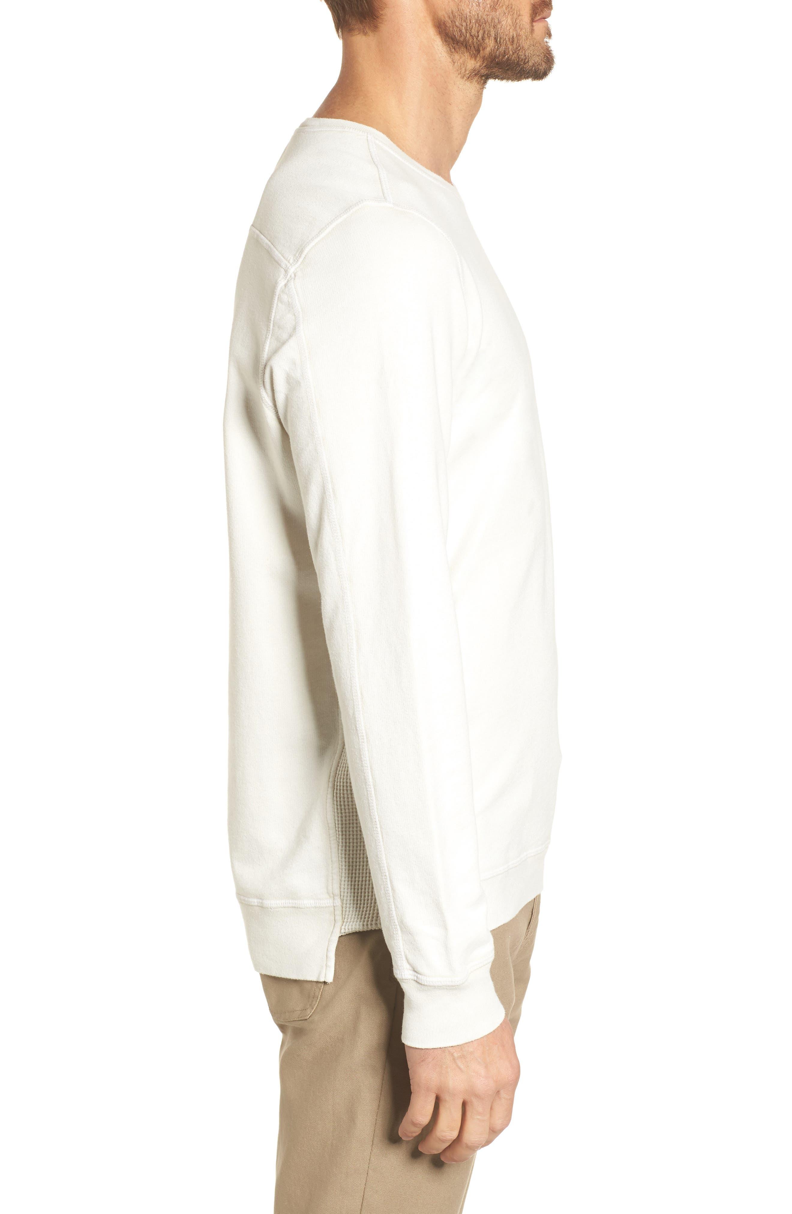 Max Slim Long Sleeve T-Shirt,                             Alternate thumbnail 3, color,                             Sunbaked Moonglade