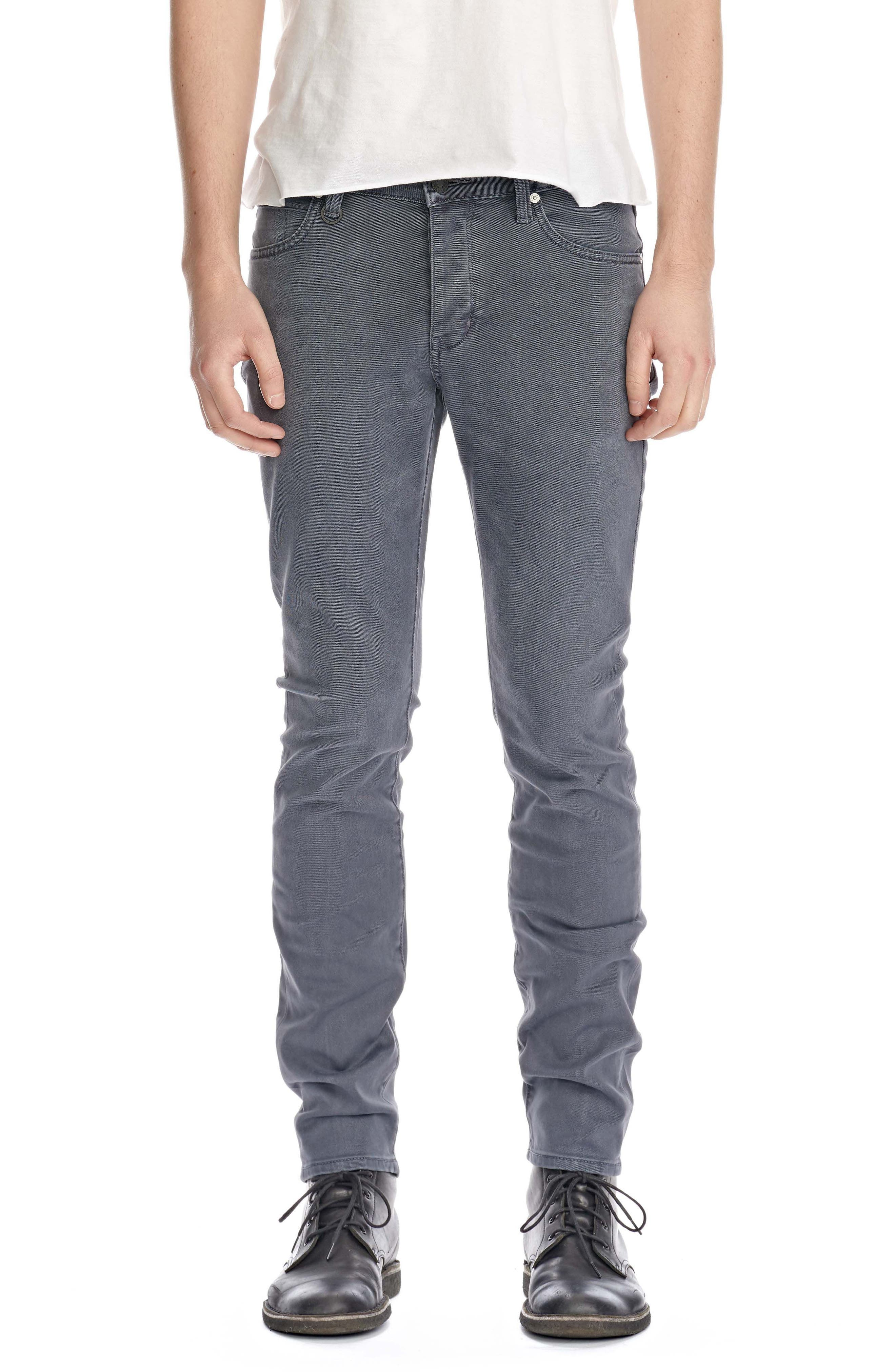 Iggy Skinny Fit Jeans,                             Main thumbnail 1, color,                             Isolation