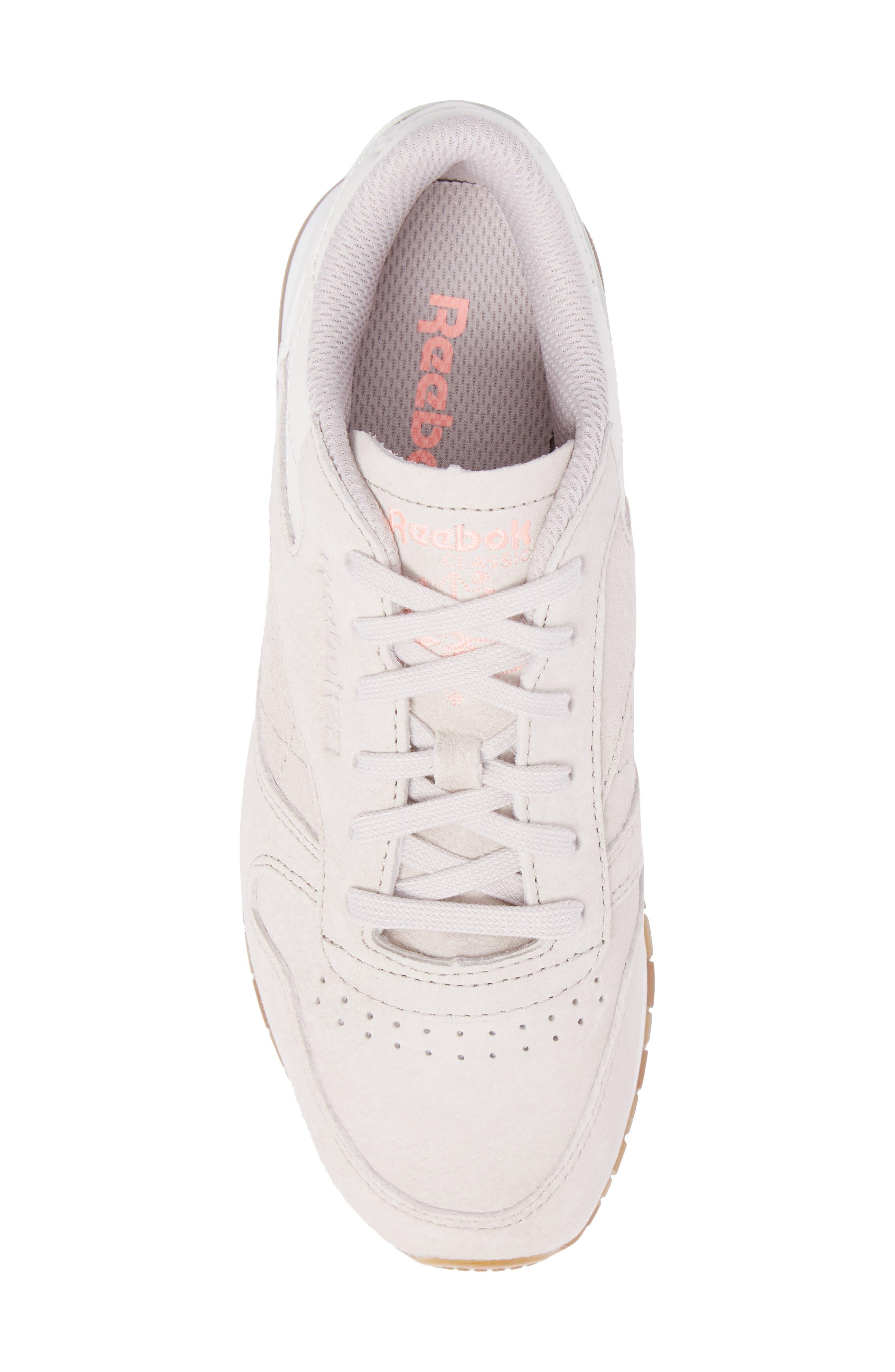 Alternate Image 5  - Reebok Classic Sneaker (Women)