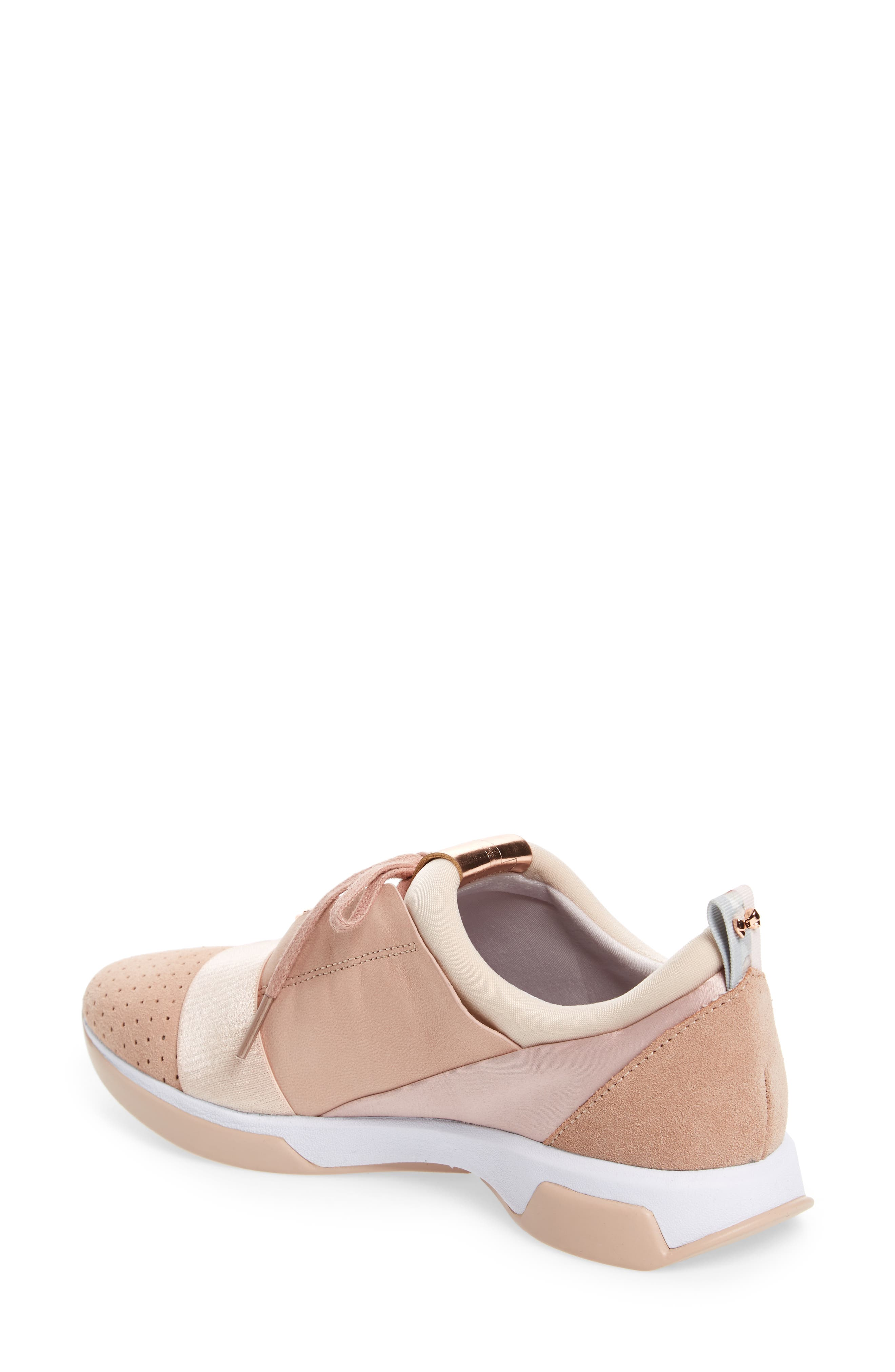 Cepa Sneaker,                             Alternate thumbnail 2, color,                             Light Pink