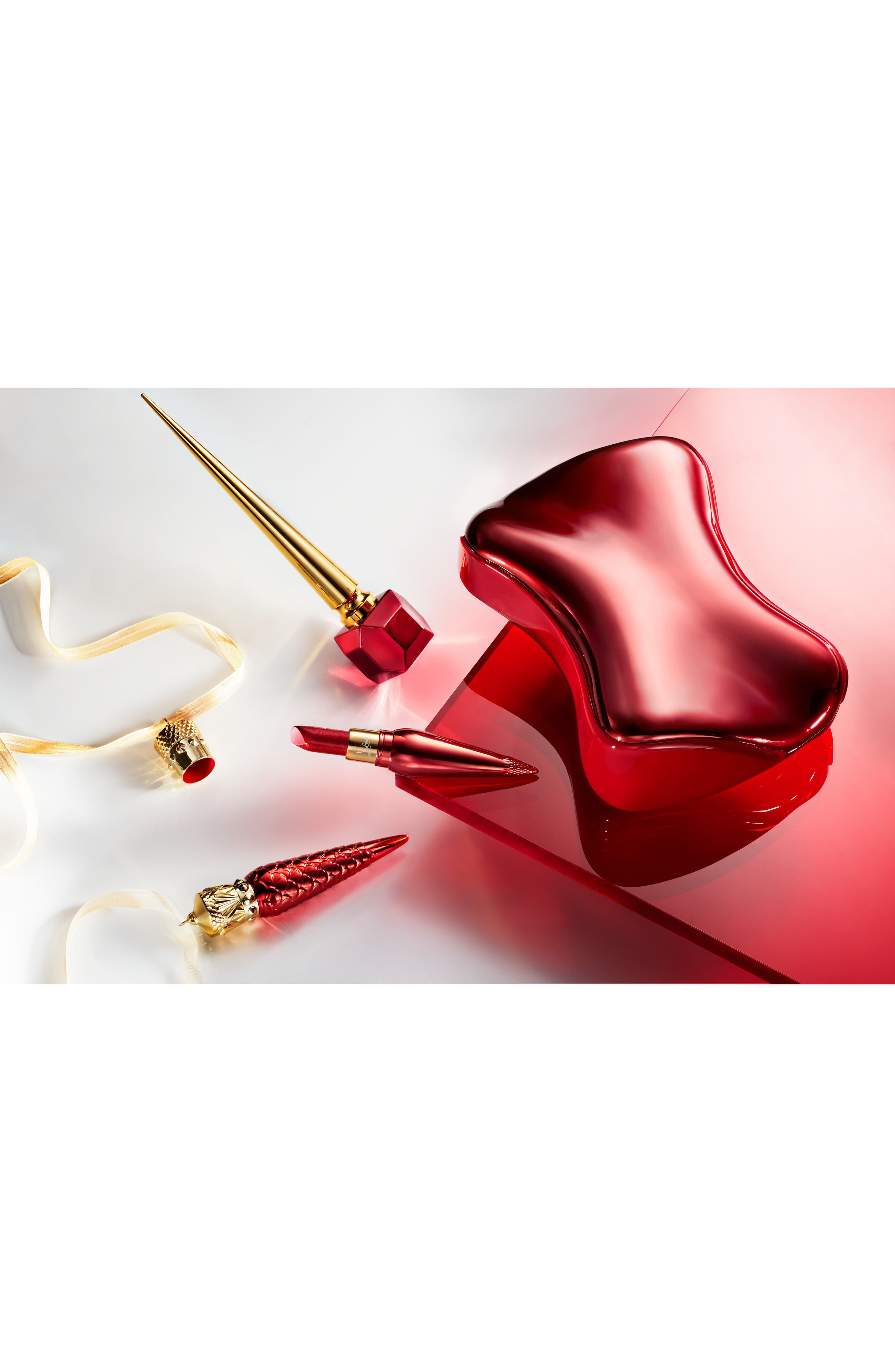 Alternate Image 5  - Christian Louboutin Rouge Louboutin Metalissime Nail Colour (Limited Edition)