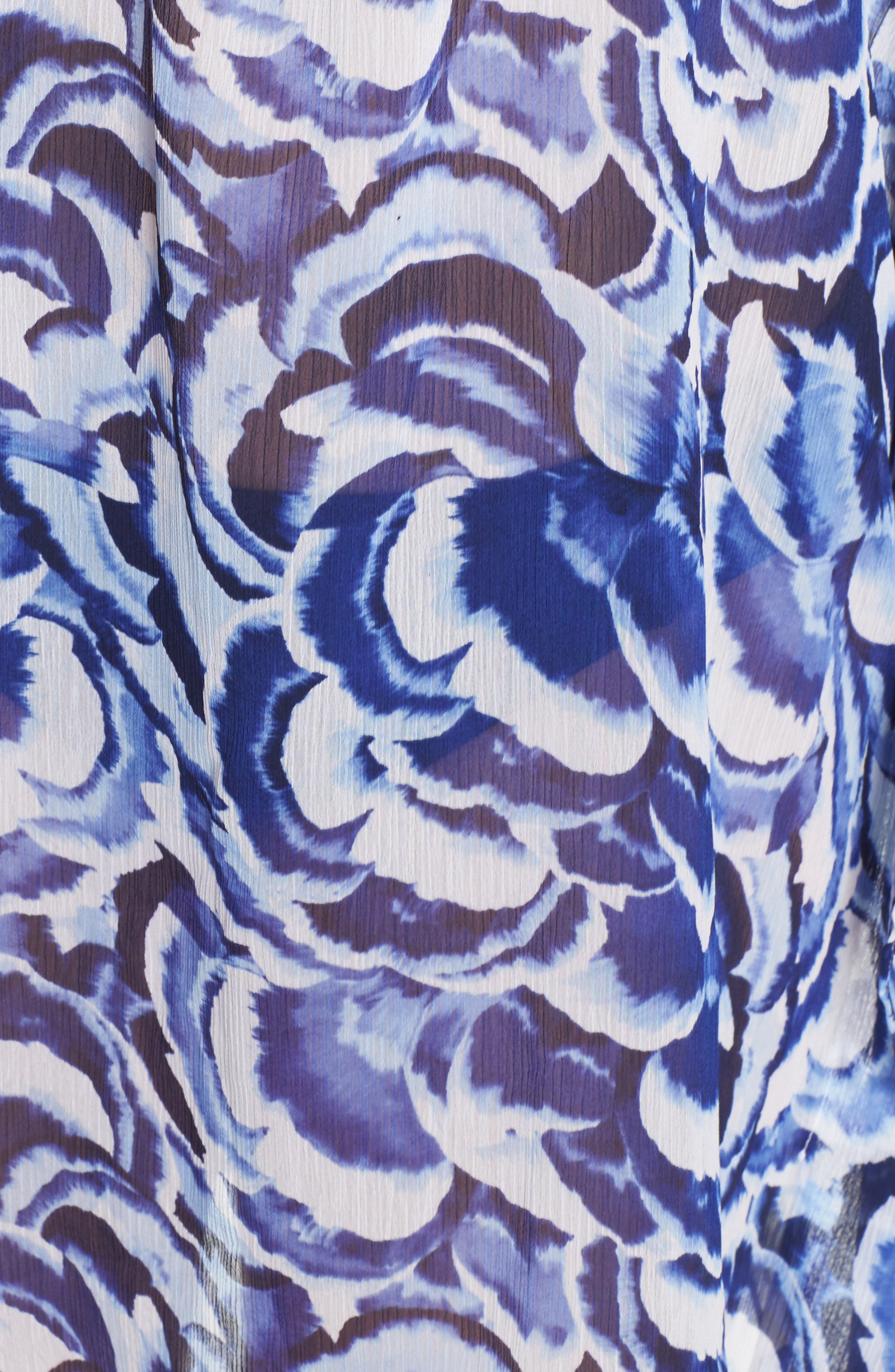 Alternate Image 5  - Tommy Bahama Pansy Petals Tunic Cover Up