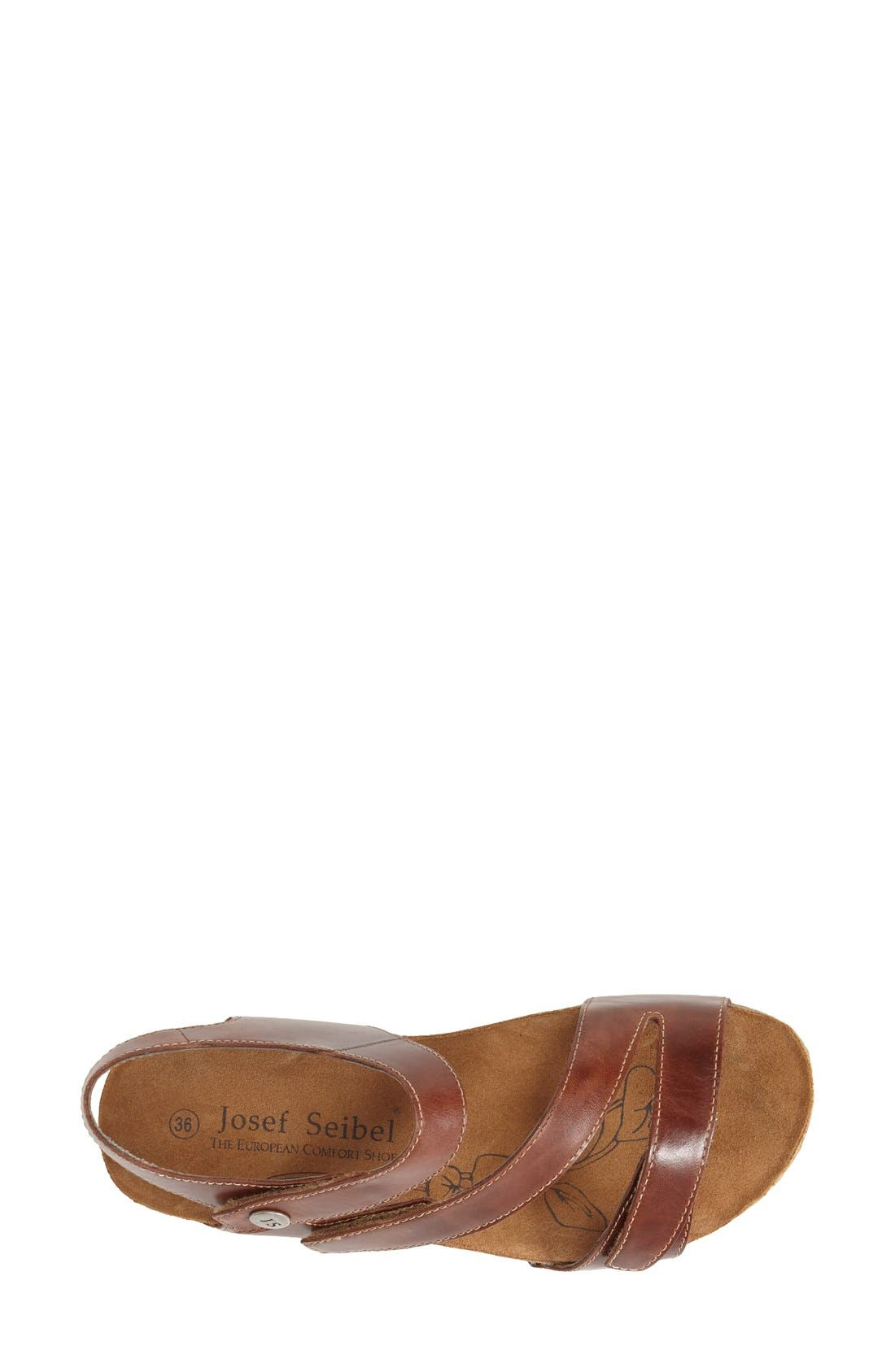 Alternate Image 3  - Josef Seibel 'Tonga' Leather Sandal (Women)