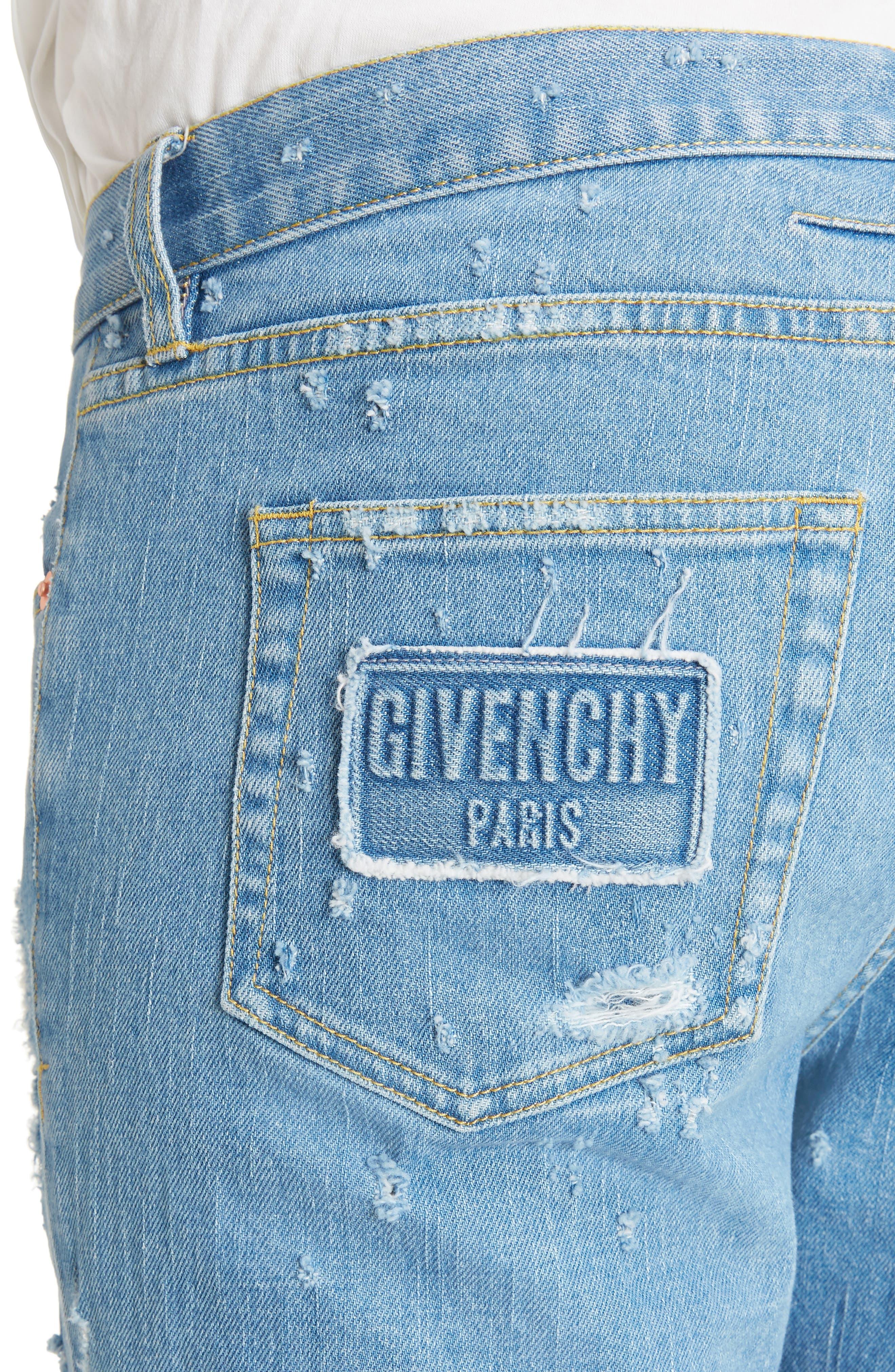 Rico Fit Jeans,                             Alternate thumbnail 4, color,                             Medium Blue