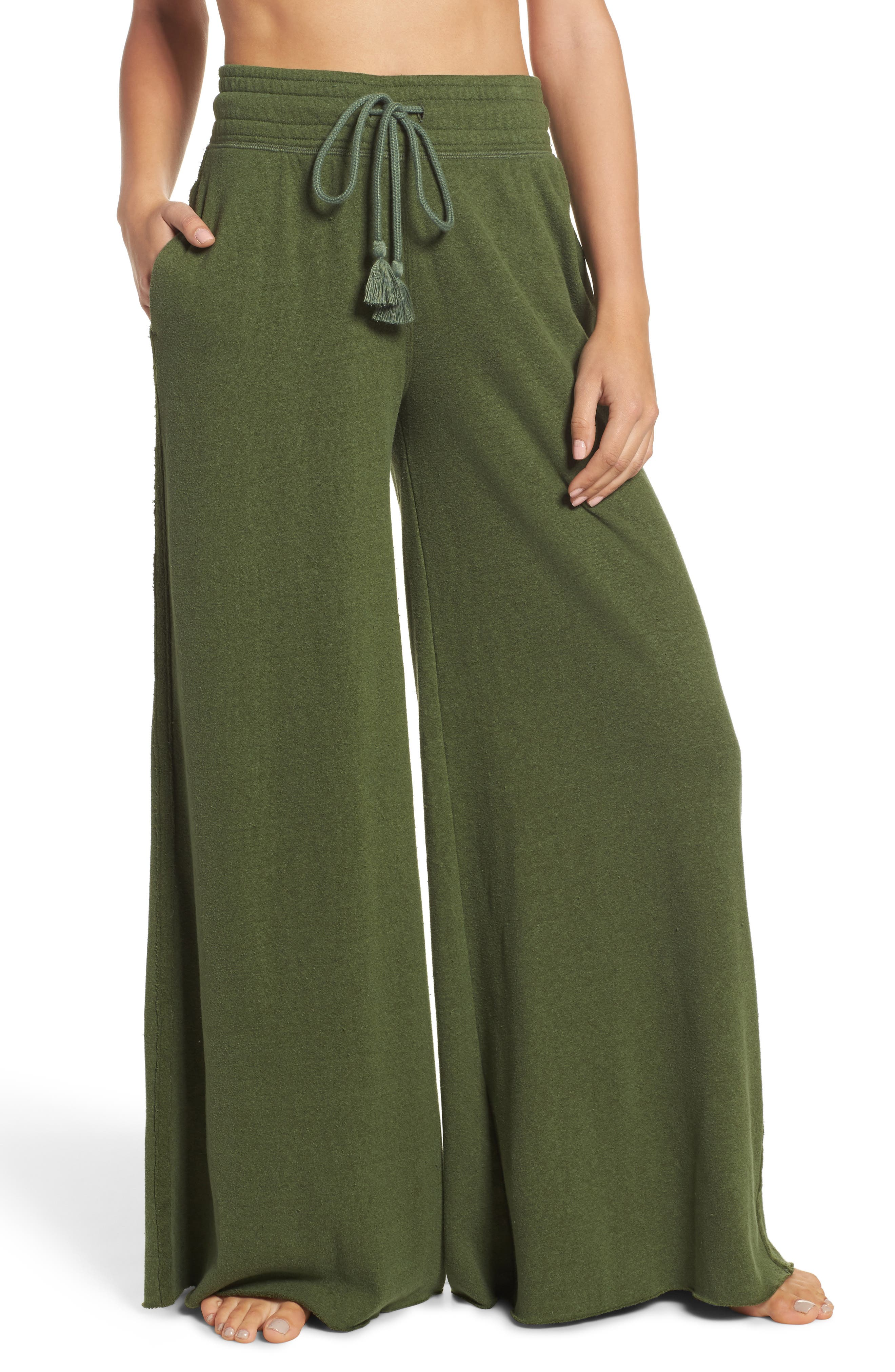 Free People Vibe Cover-Up Pants