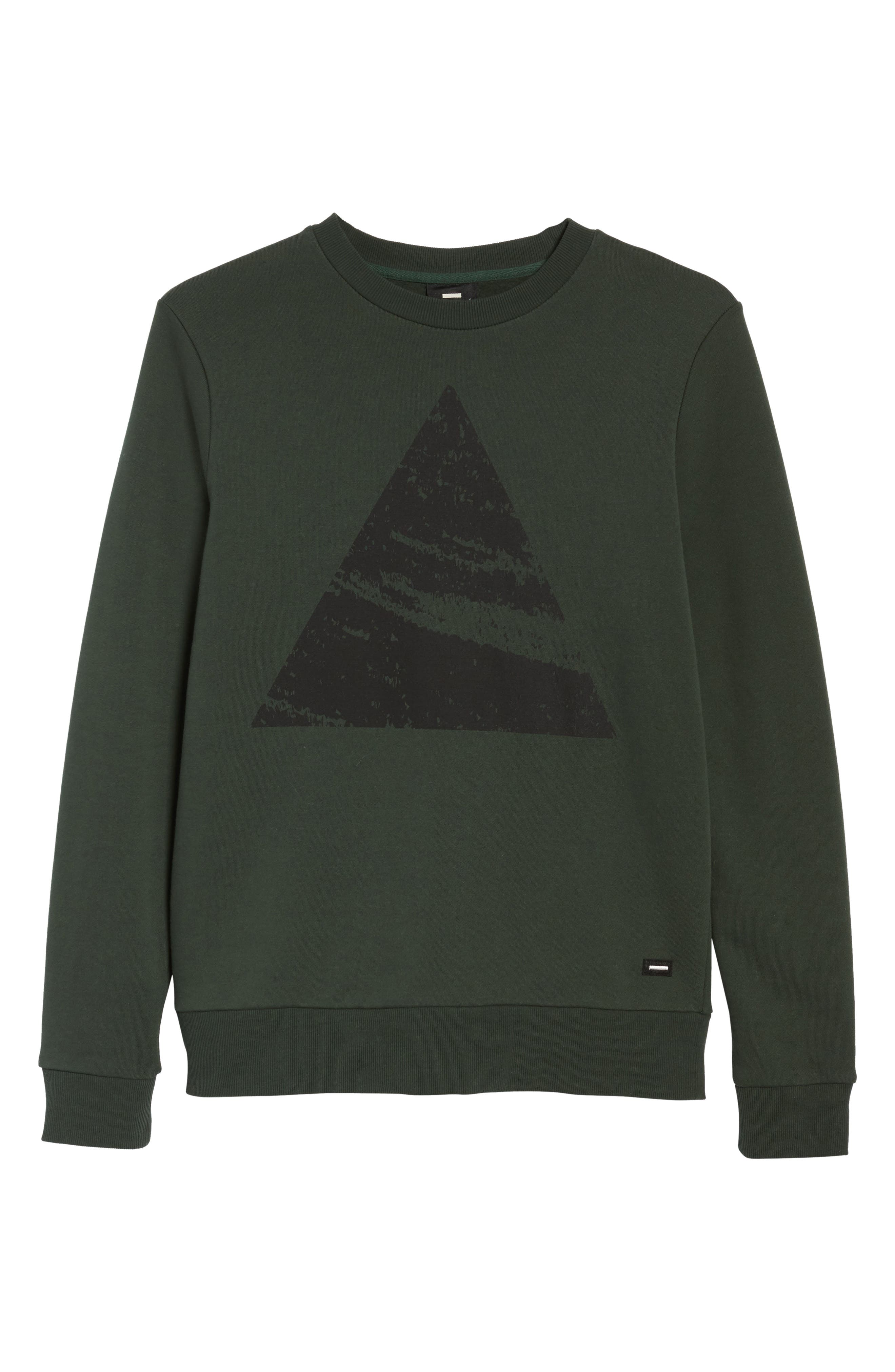 Alternate Image 6  - Dr. Denim Supply Co. Adrian Sweatshirt