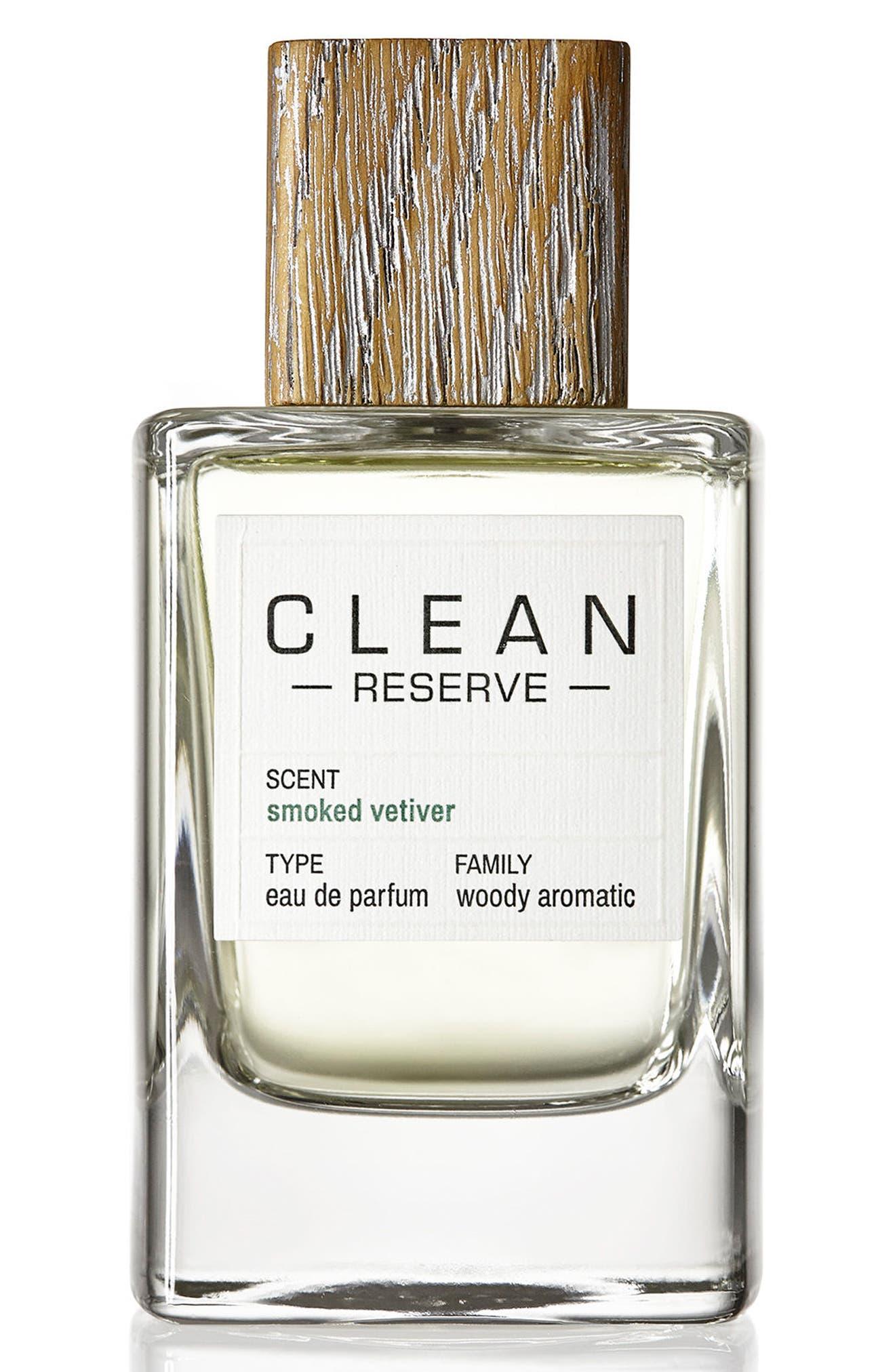 Main Image - Clean Reserve Smoked Vetiver Eau de Parfum