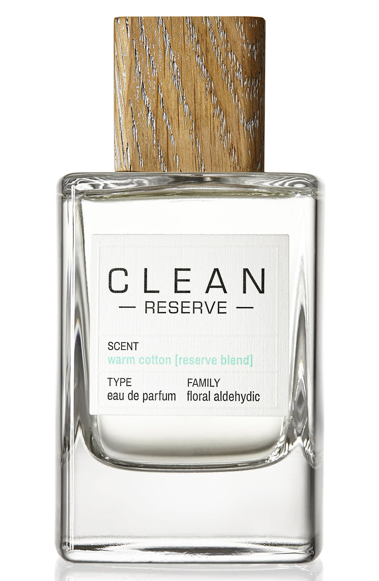 Clean Reserve Reserve Blend Warm Cotton Eau de Parfum