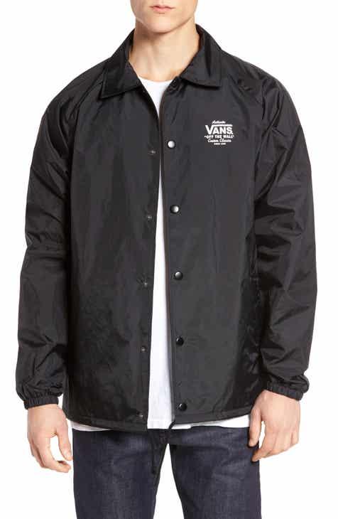 de83bbd3a57 Vans Torrey Water Resistant Jacket