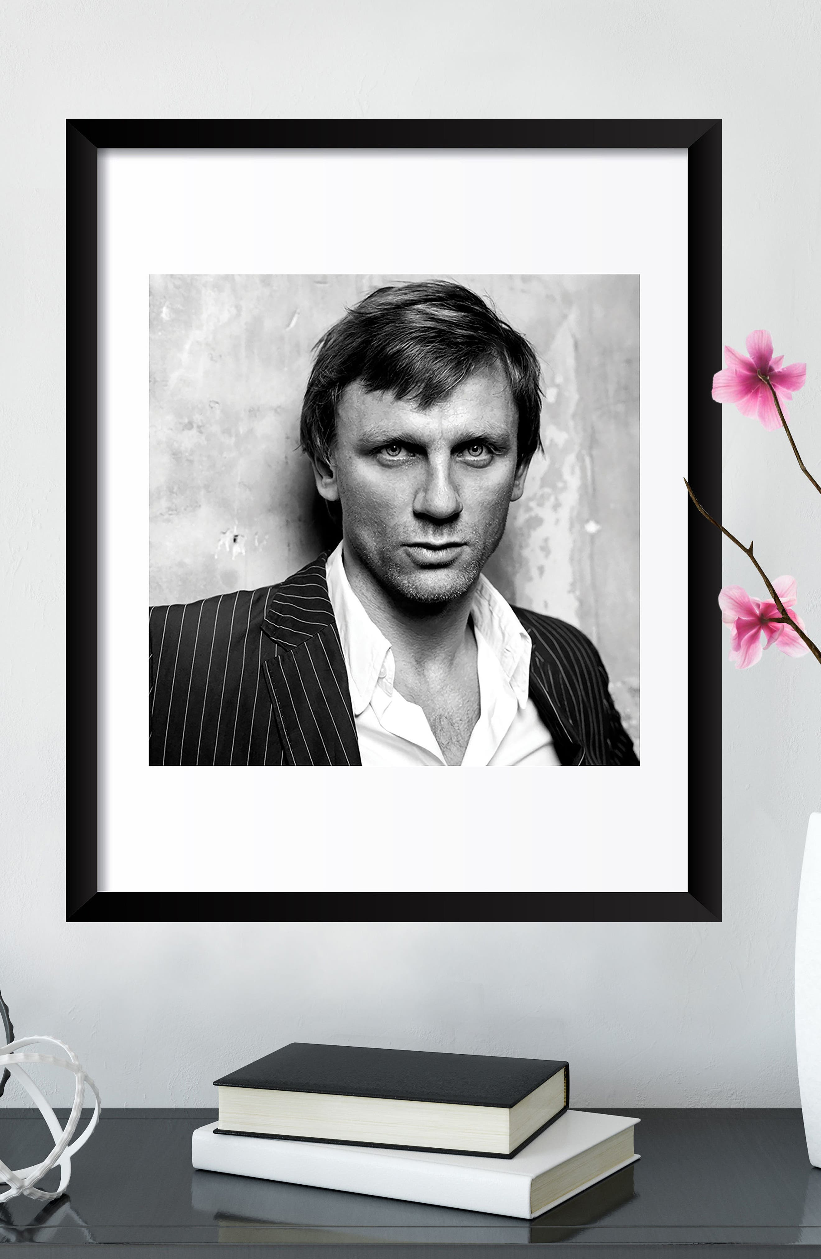 Alternate Image 3  - Artography Limited Daniel Craig Fine Art Print