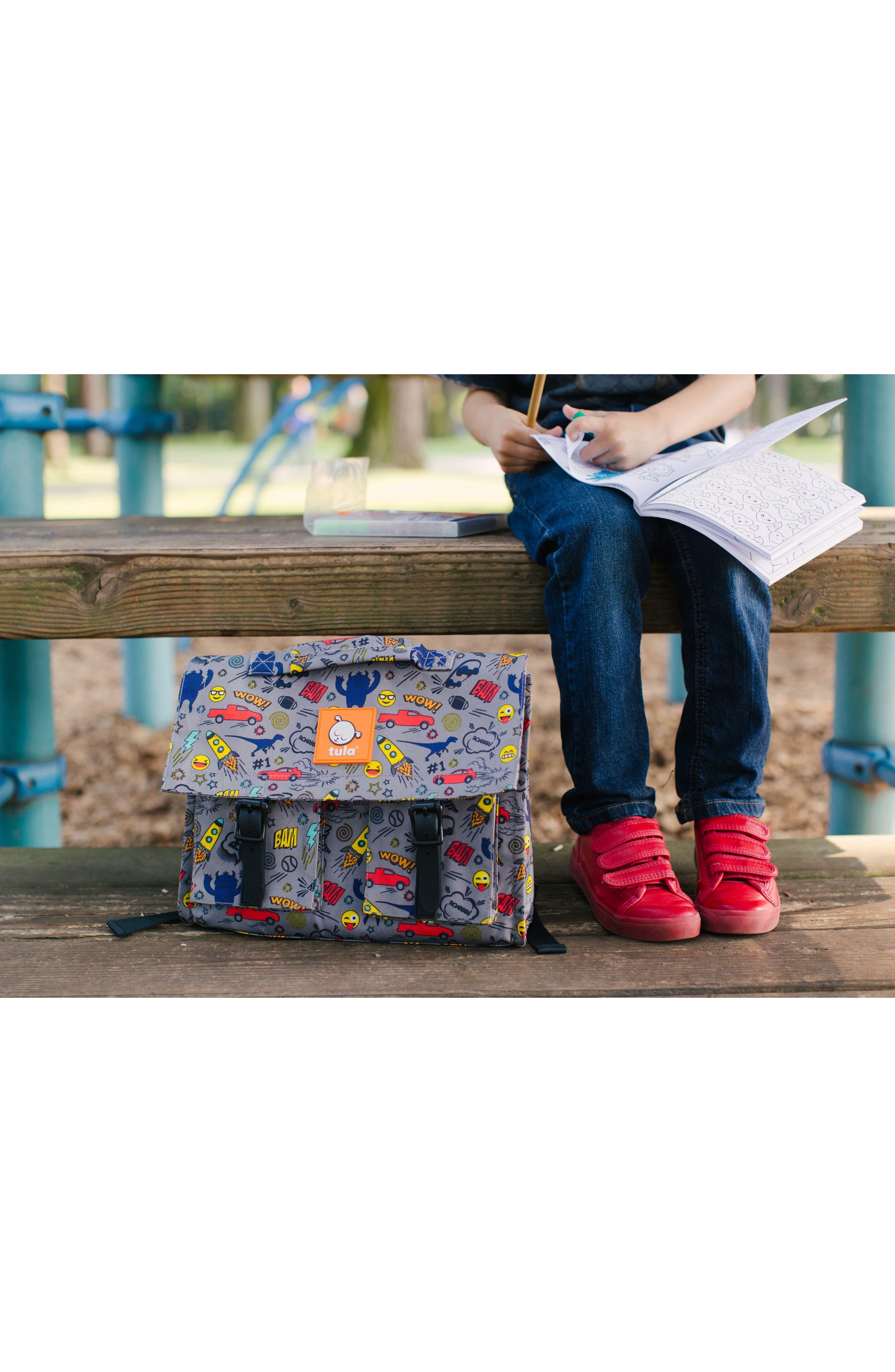 Alternate Image 4  - Baby Tula Stamps Backpack (Toddler)