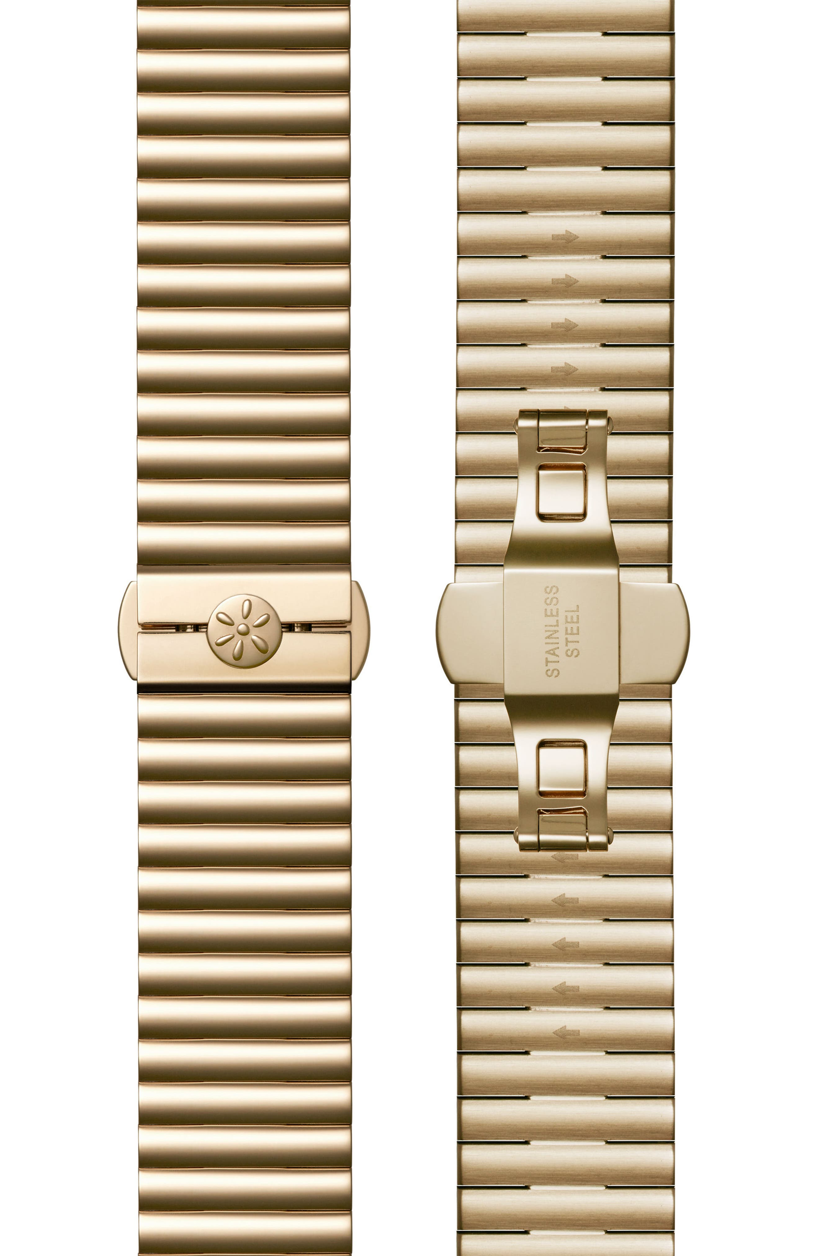 The Shirley Fromer Bracelet Watch, 32mm x 25mm,                             Alternate thumbnail 6, color,                             Gold