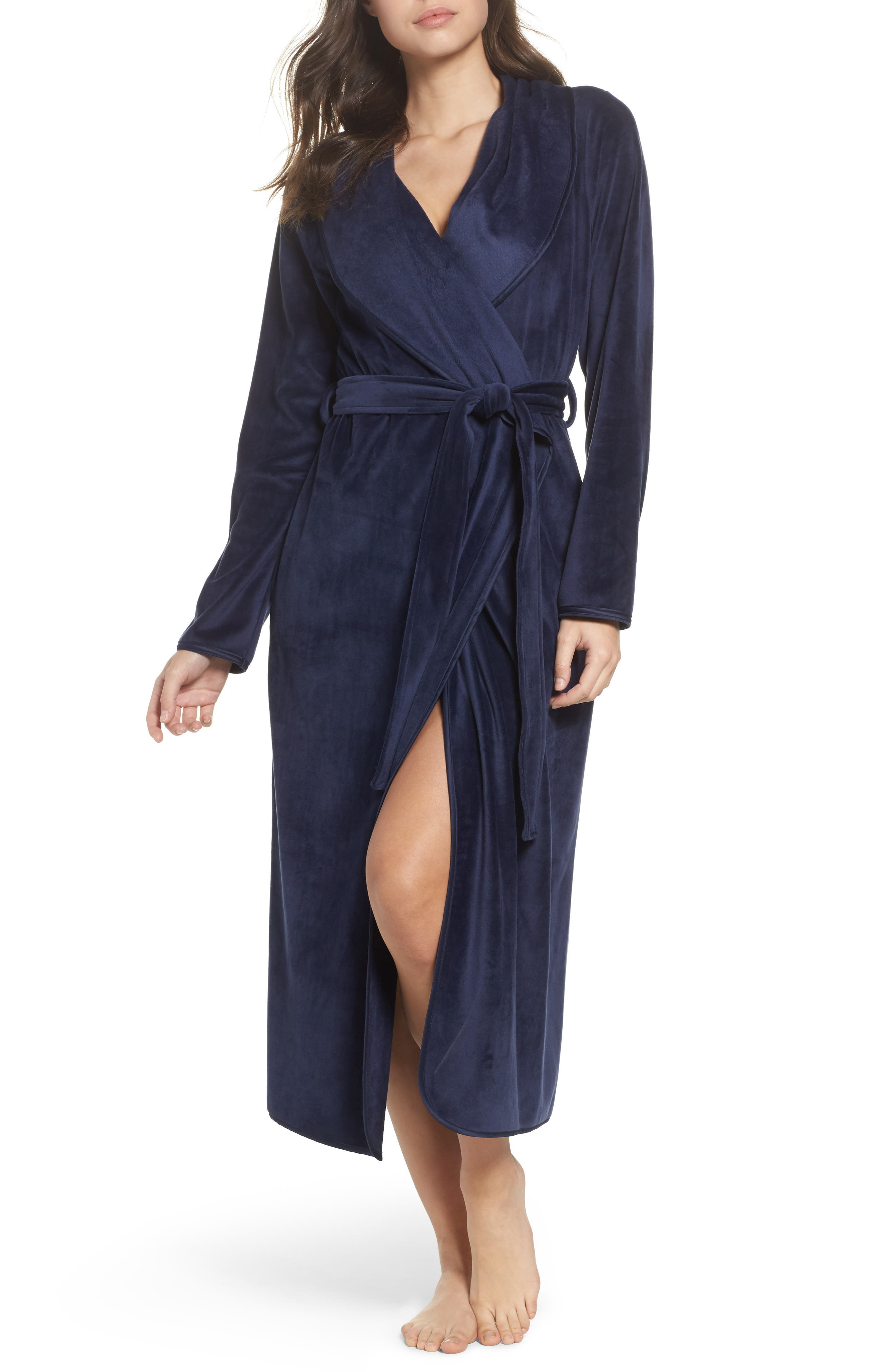 Nordstrom Lingerie Luxe Shawl Robe