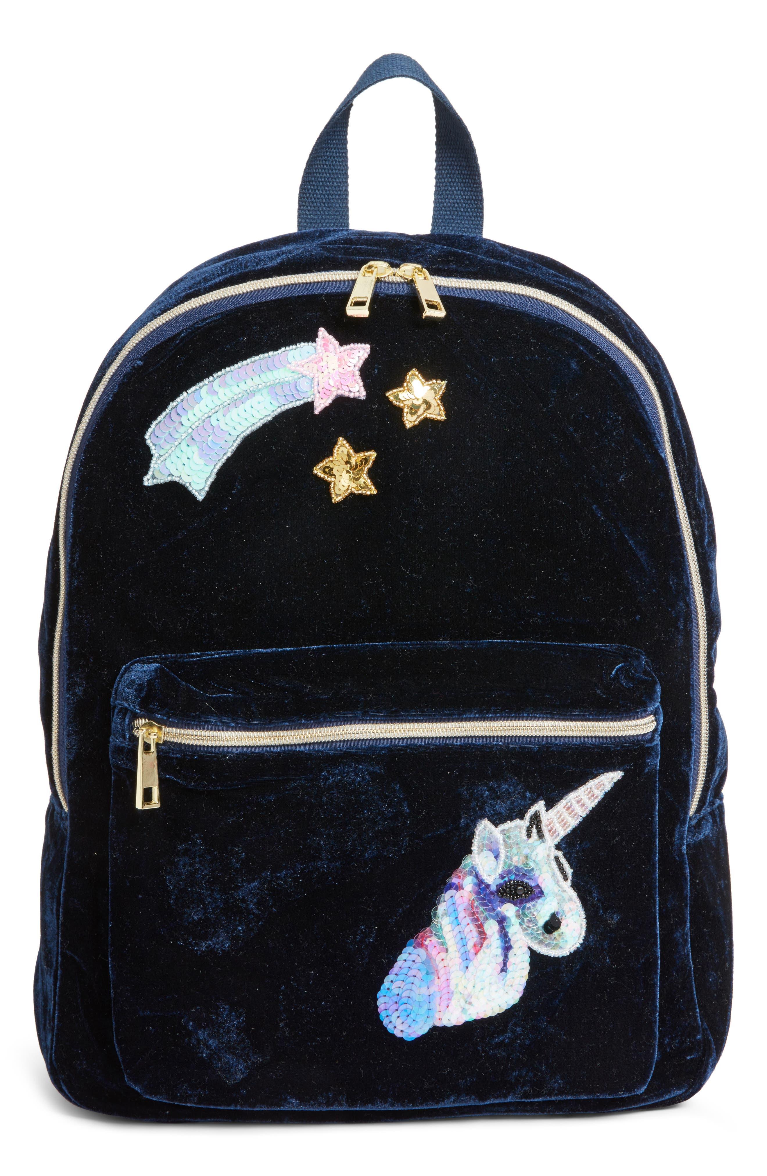 Bow & Drape Unicorn Stars Backpack