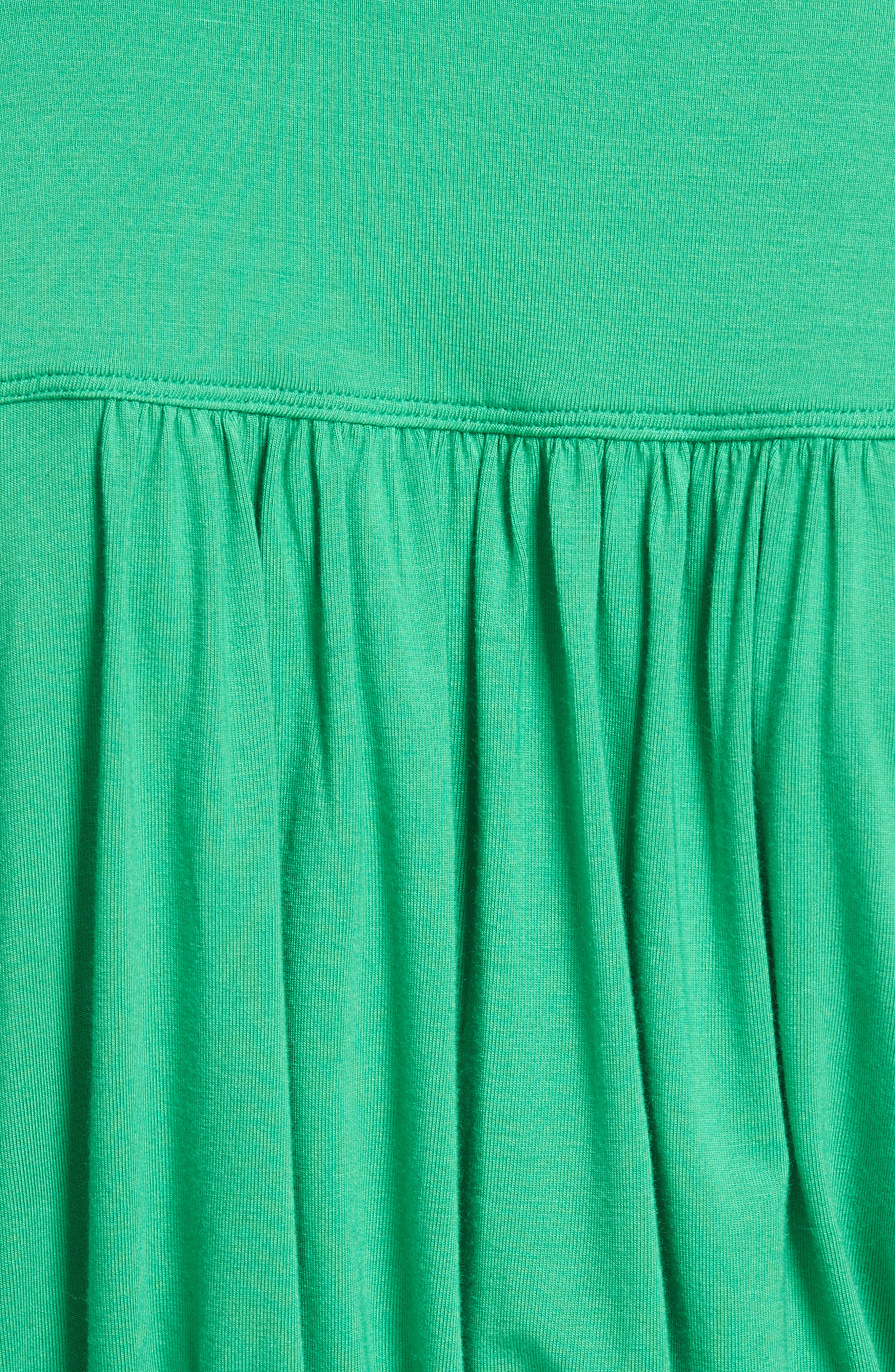 That's a Wrap Top,                             Alternate thumbnail 5, color,                             Green