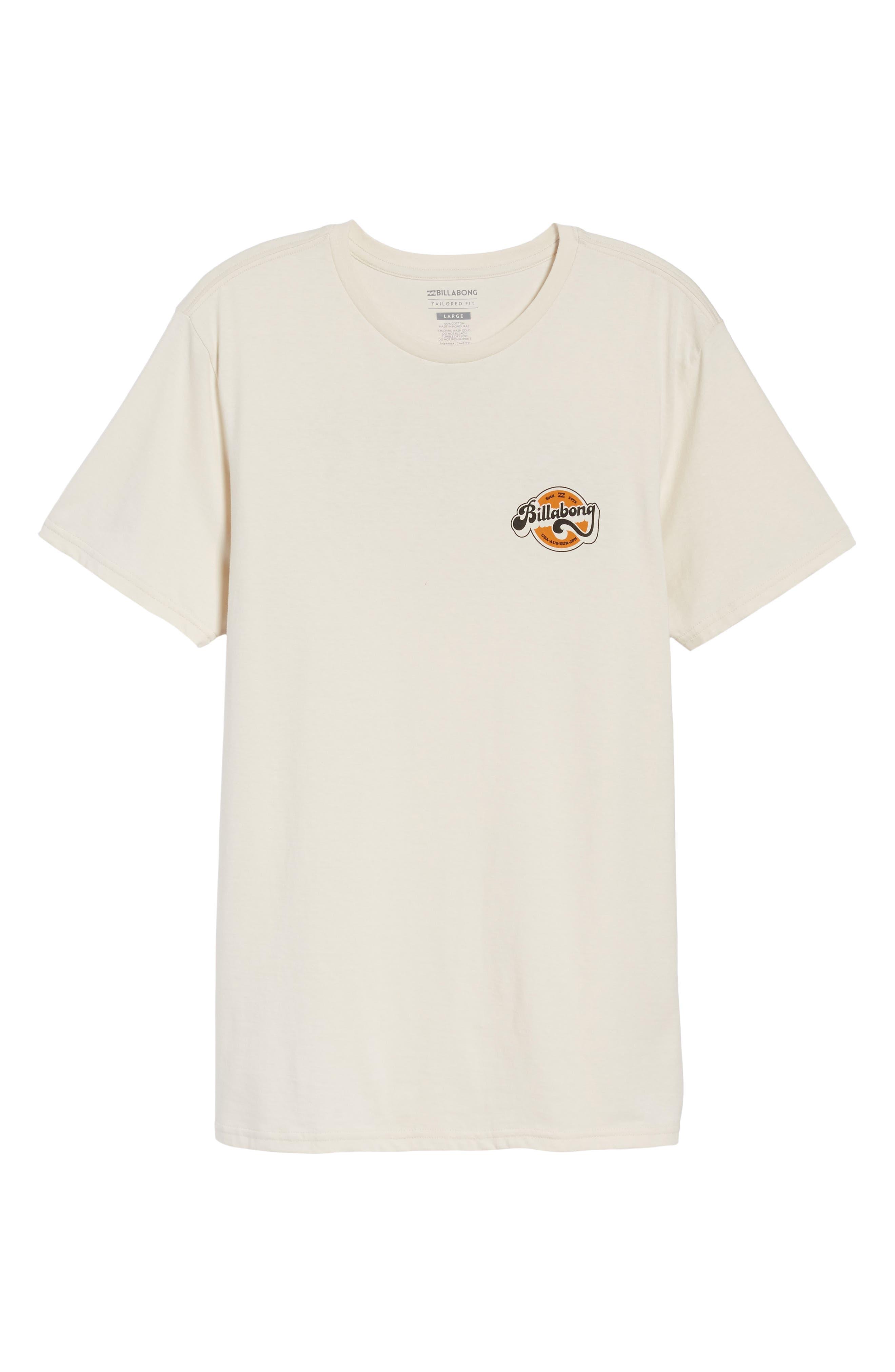 Farrah Graphic T-Shirt,                             Alternate thumbnail 6, color,                             Rock