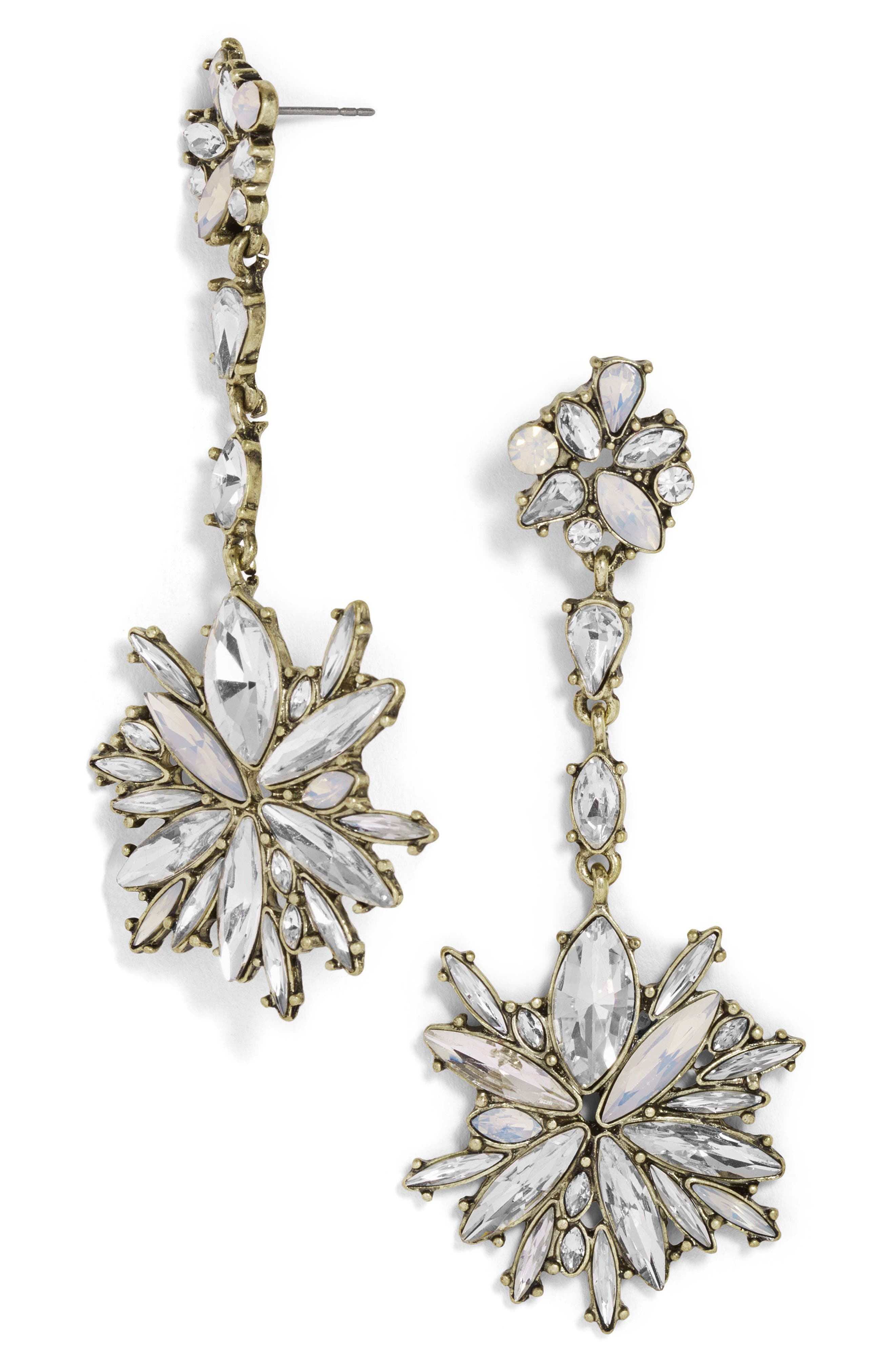Main Image - BaubleBar Icicle Drop Earrings