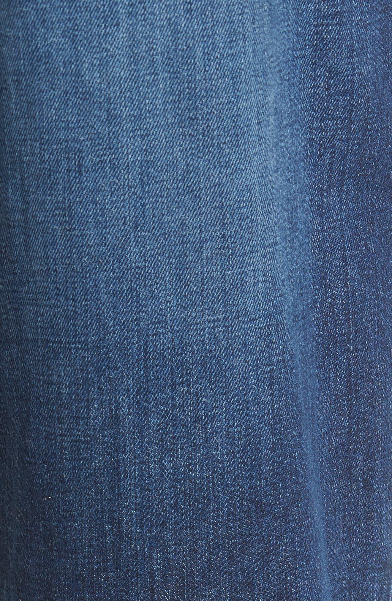 Alternate Image 5  - Joe's Brixton Slim Straight Fit Jeans (Bradlee)